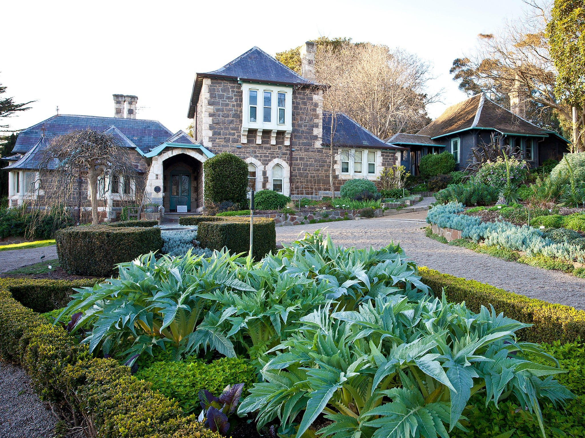 Heronswood House and Garden - Accommodation Sydney