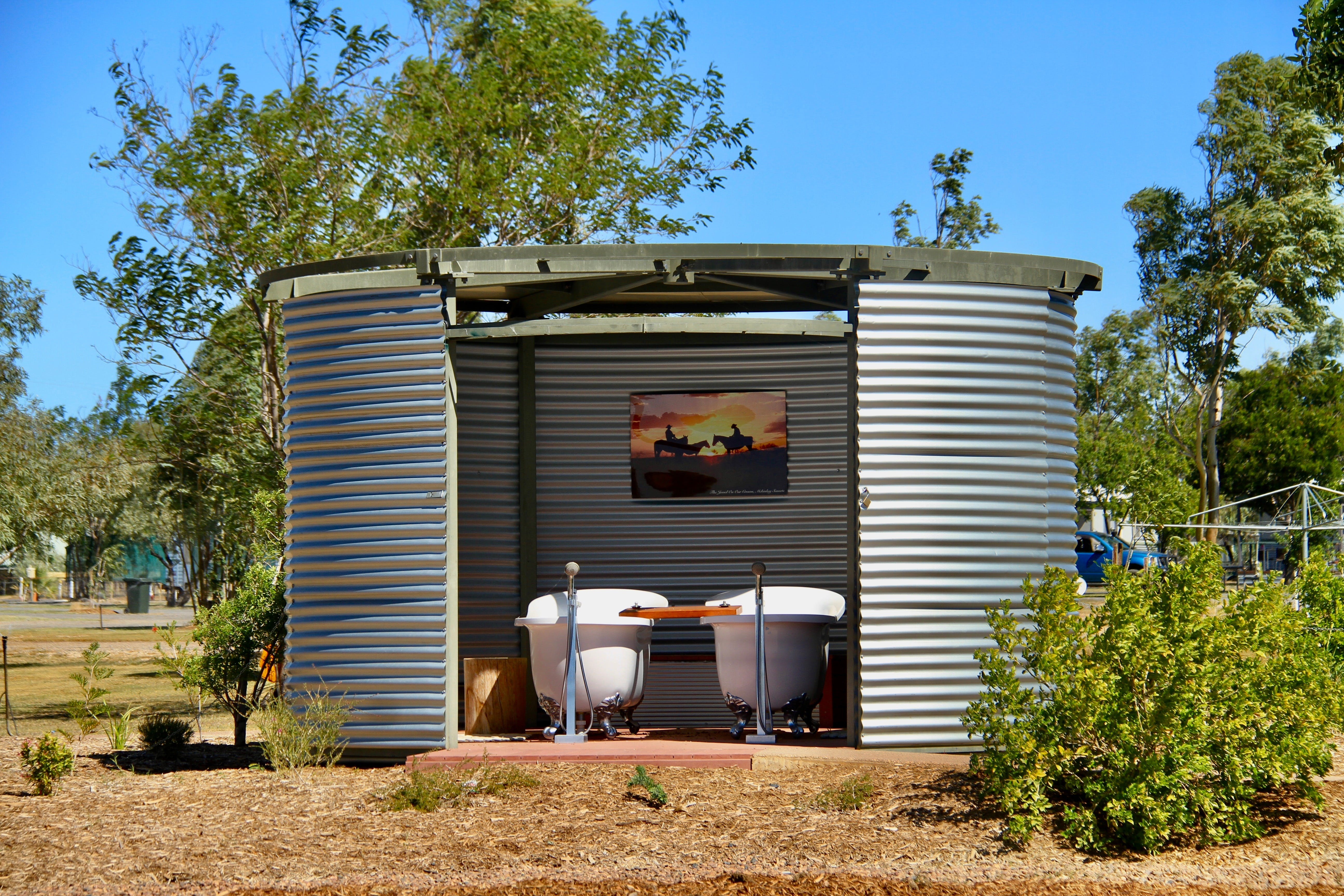 Julia Creek Artesian Baths - Accommodation Sydney