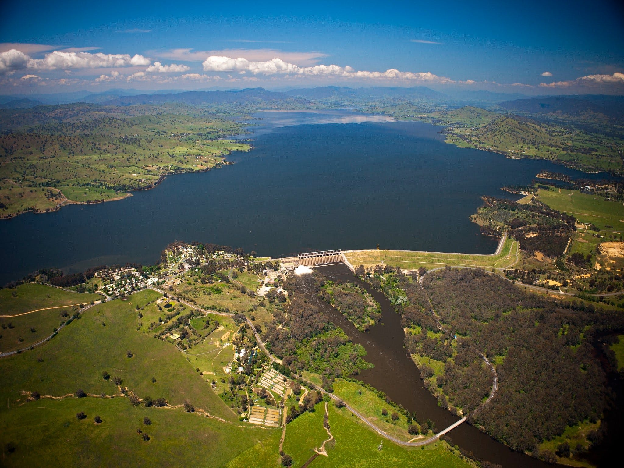 Lake Hume Loop - Accommodation Sydney