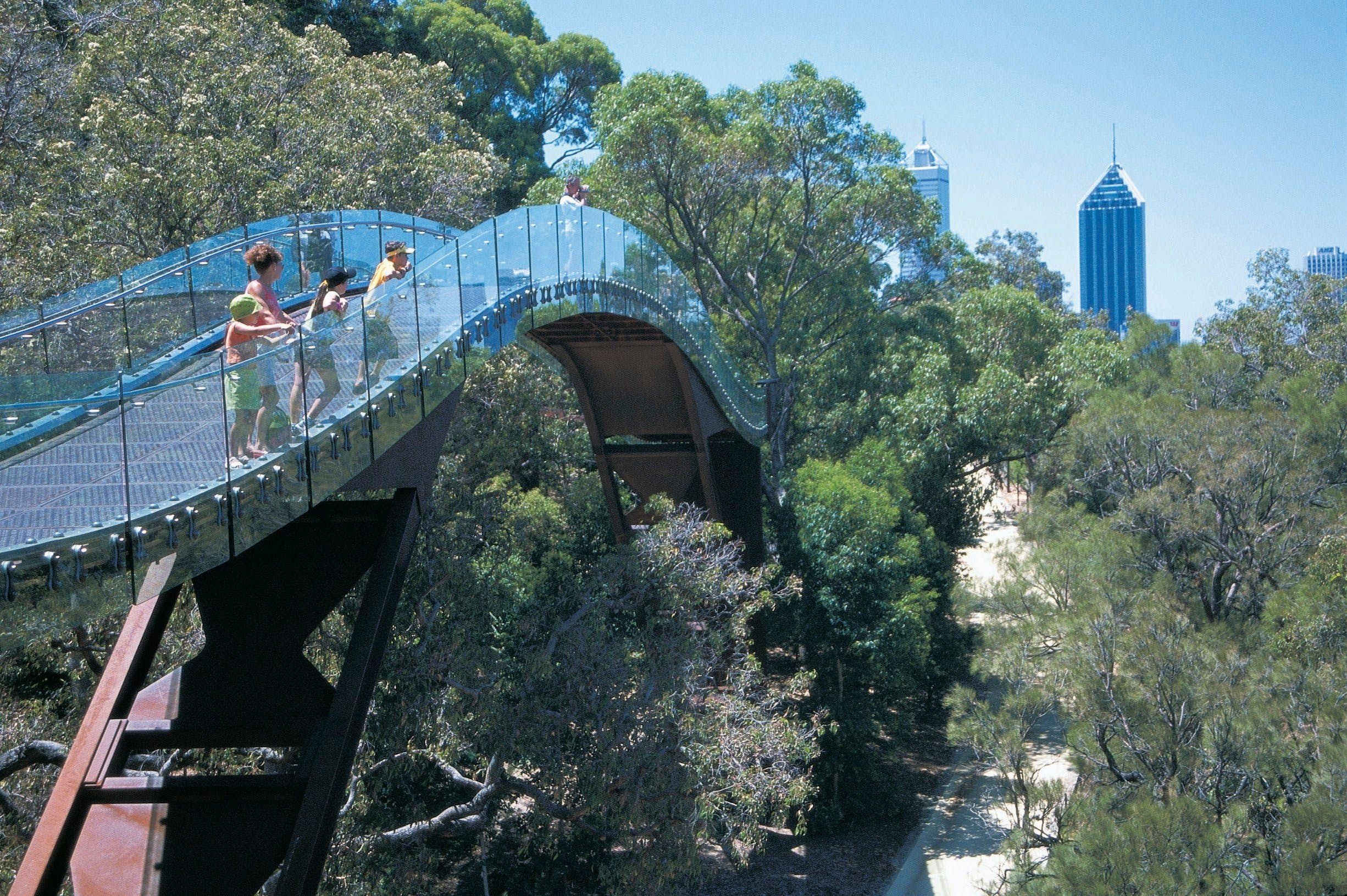 Law Walk - Kings Park - Accommodation Sydney