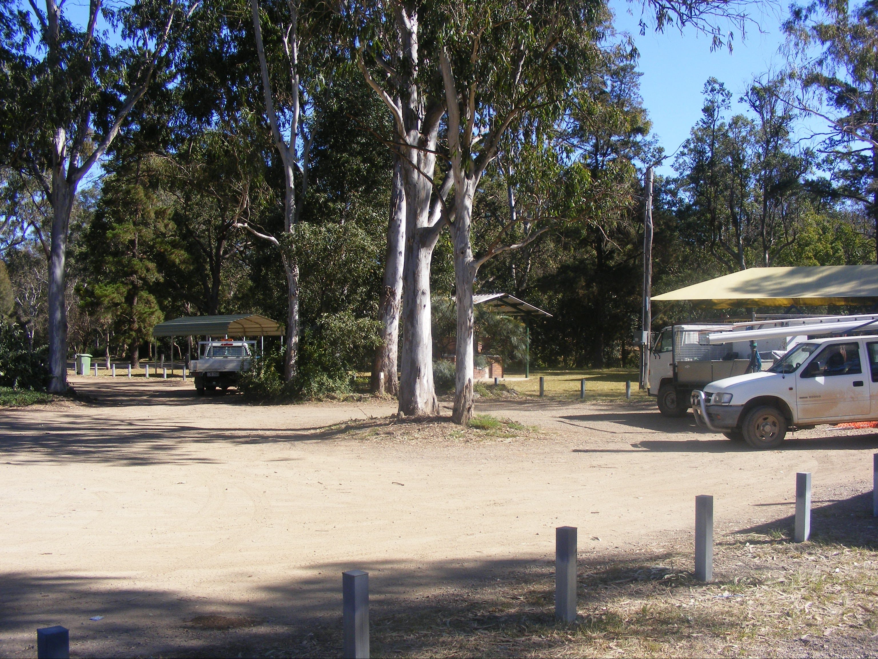 Lions Park - Nanango - Accommodation Sydney