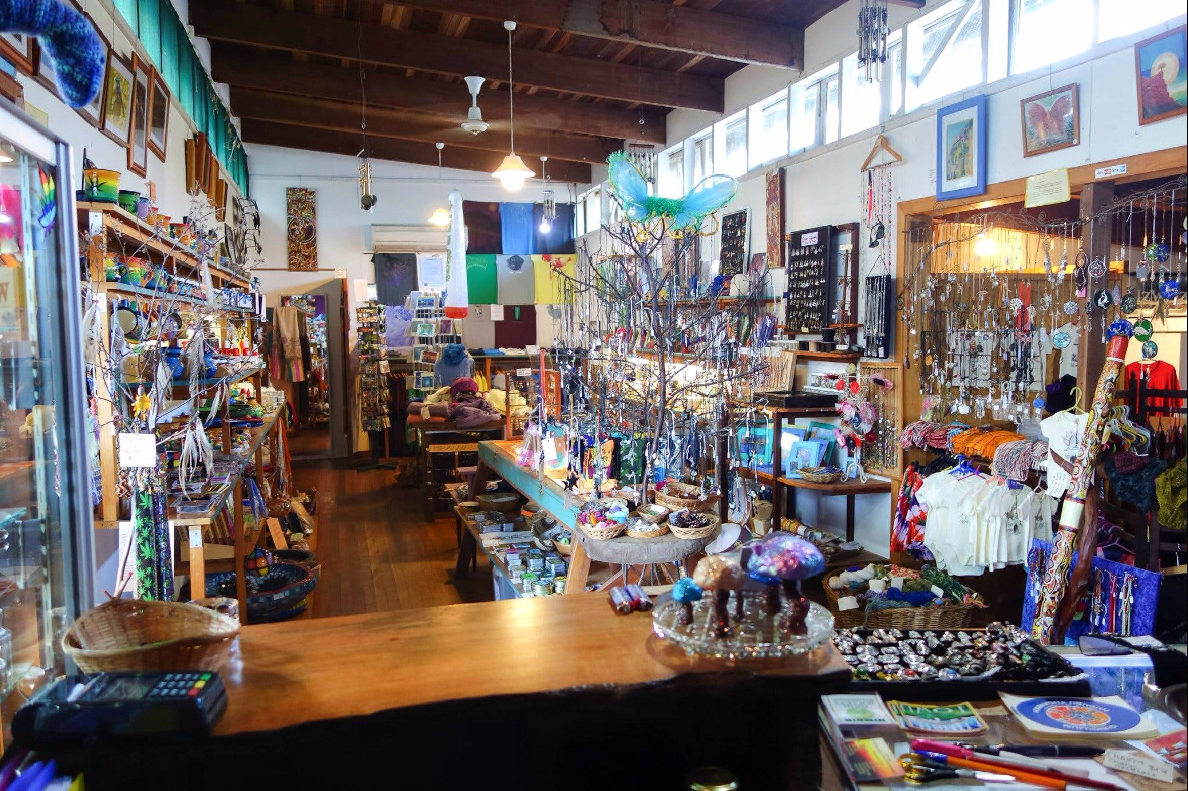 Nimbin Craft Gallery - Accommodation Sydney