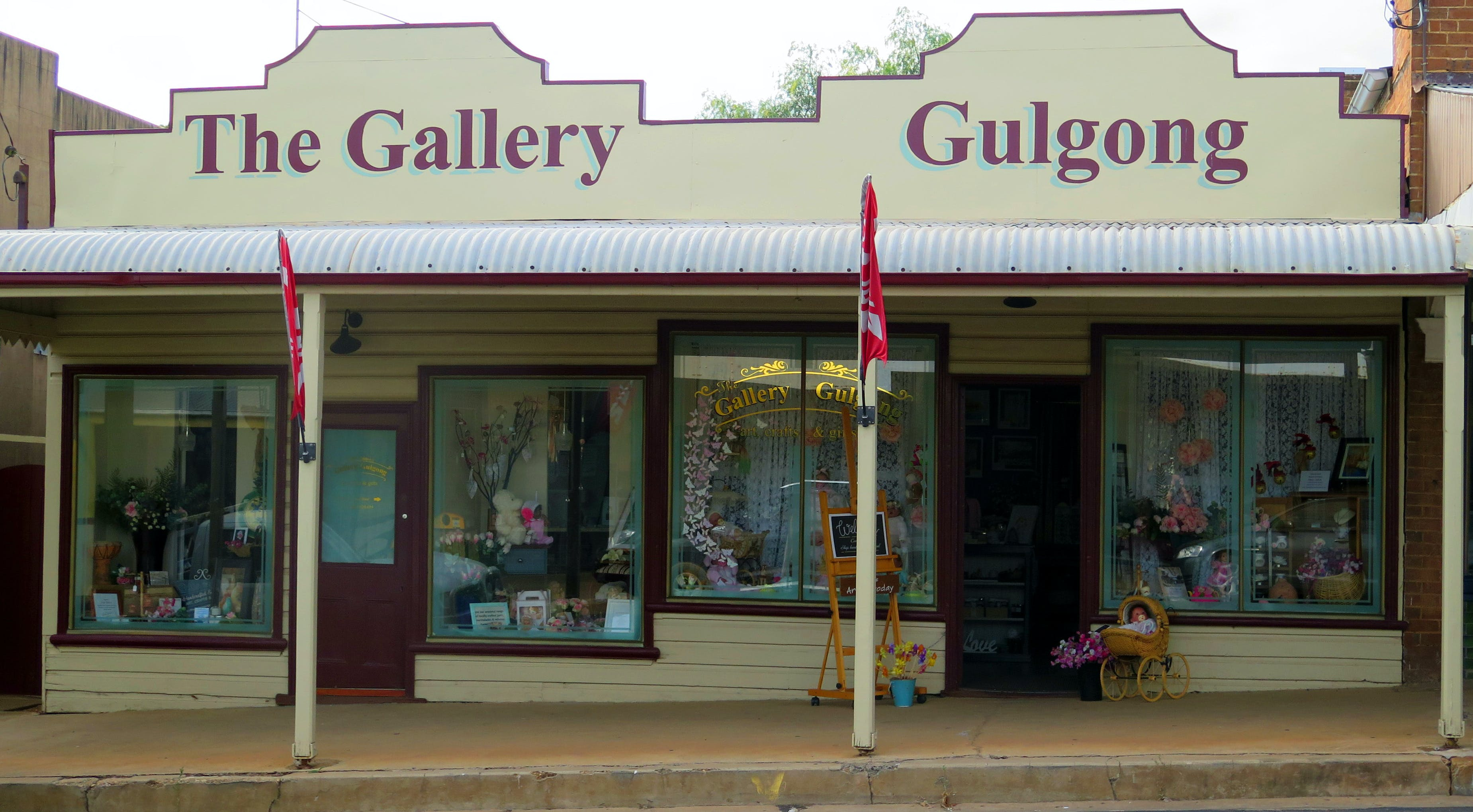 The Gallery Gulgong - Accommodation Sydney