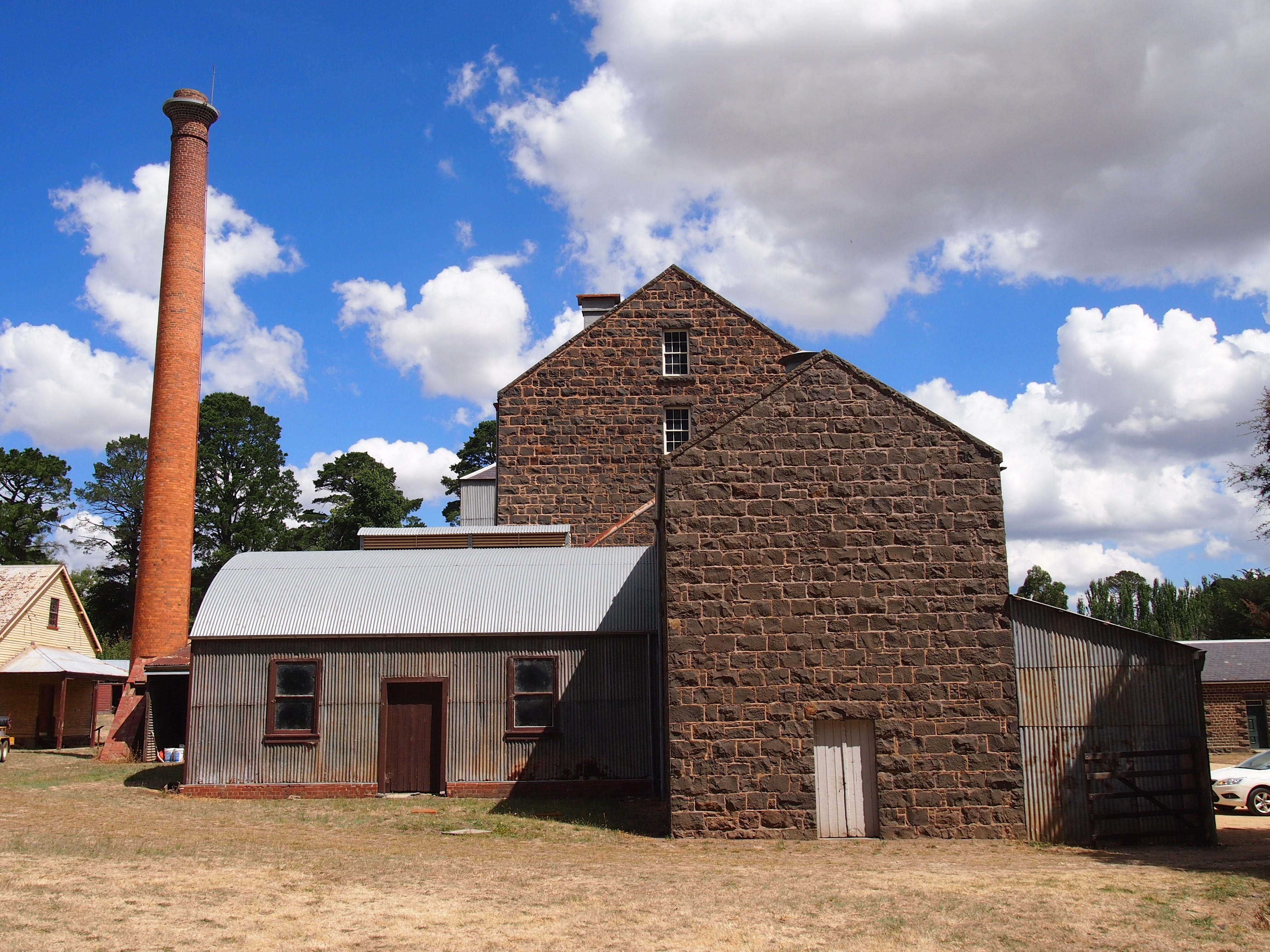 Andersons Mill Smeaton Historic Area - Accommodation Sydney