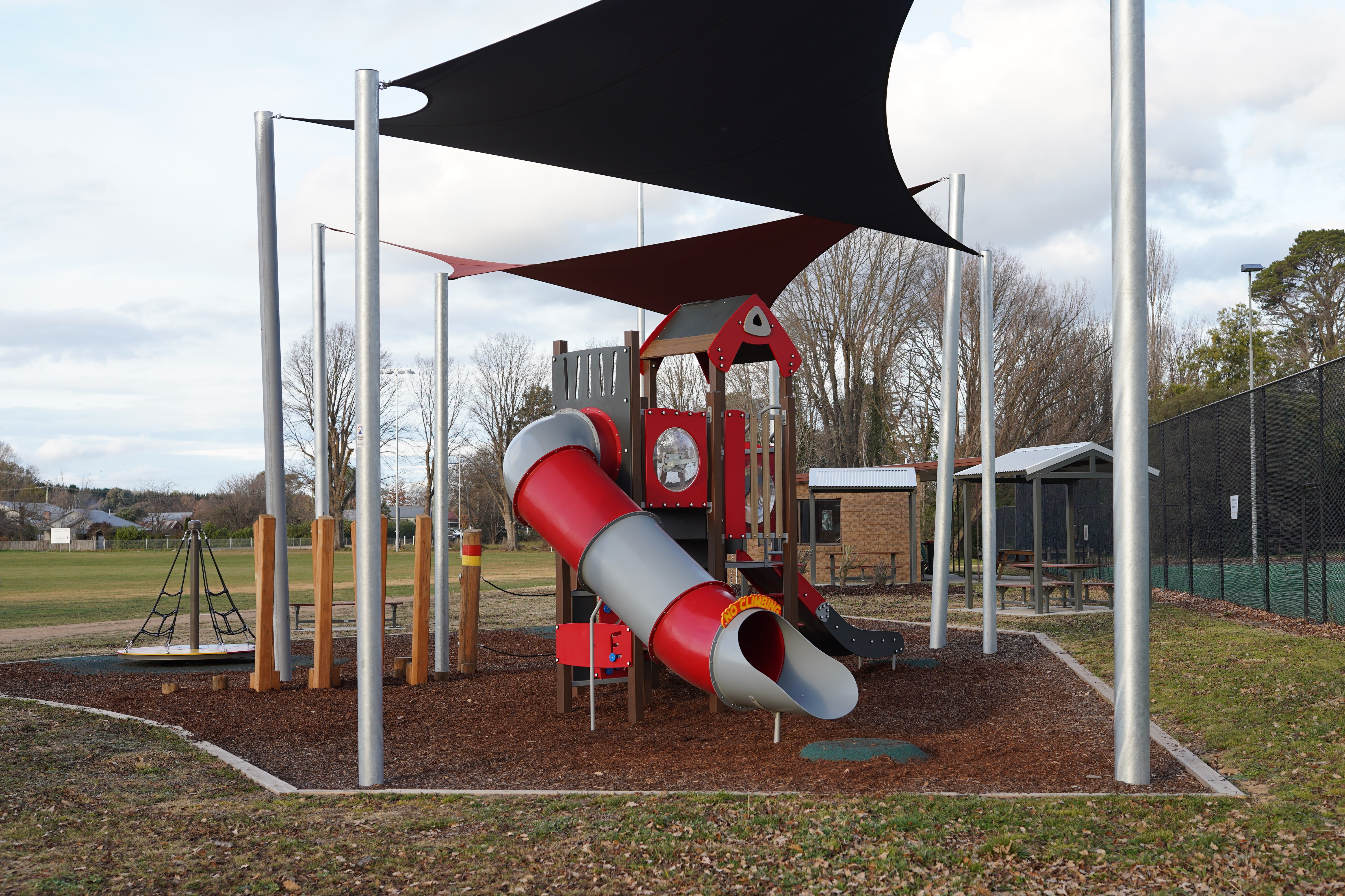Braidwood Recreation Grounds and Playground - Accommodation Sydney