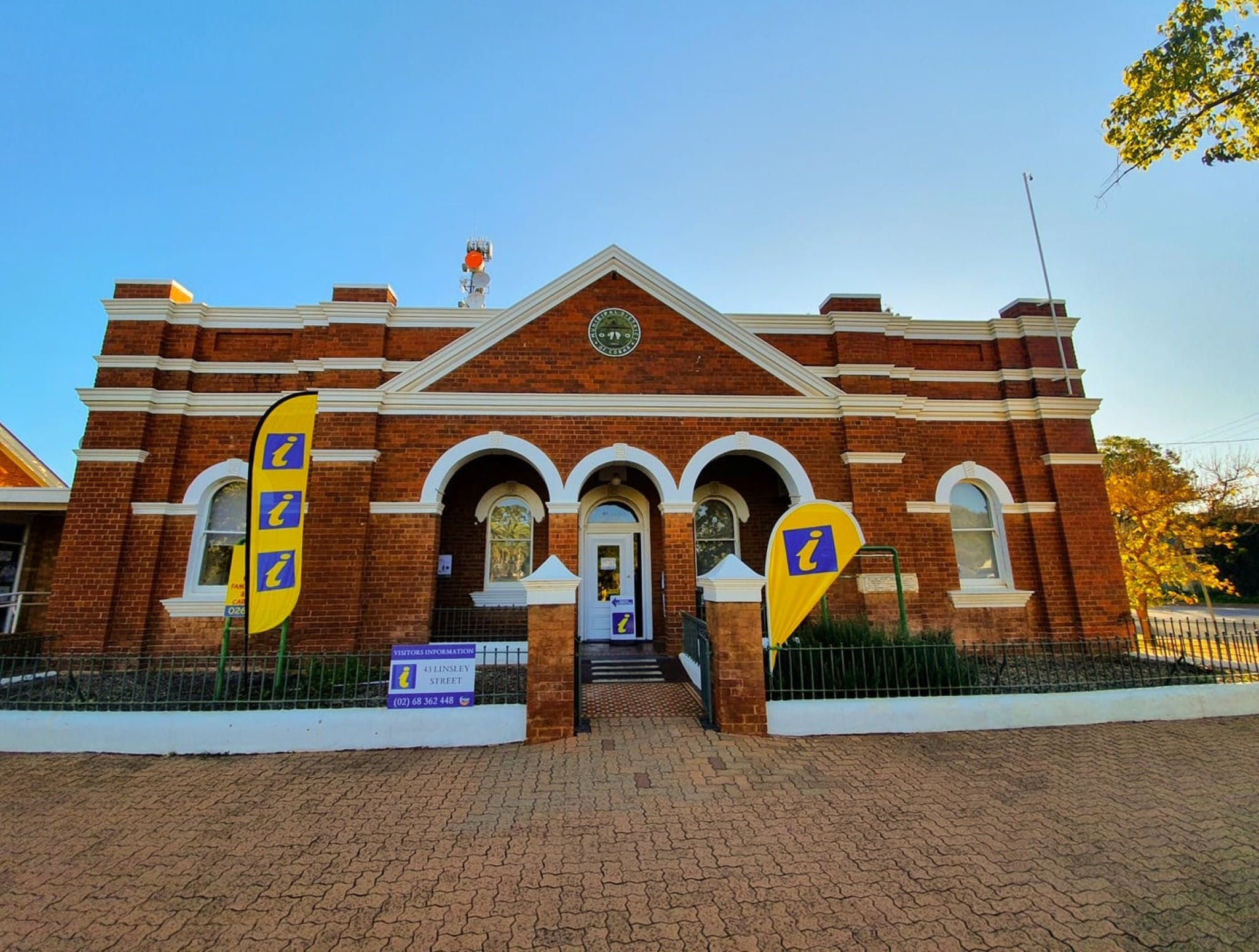 Cobar Visitor Information Centre - Accommodation Sydney