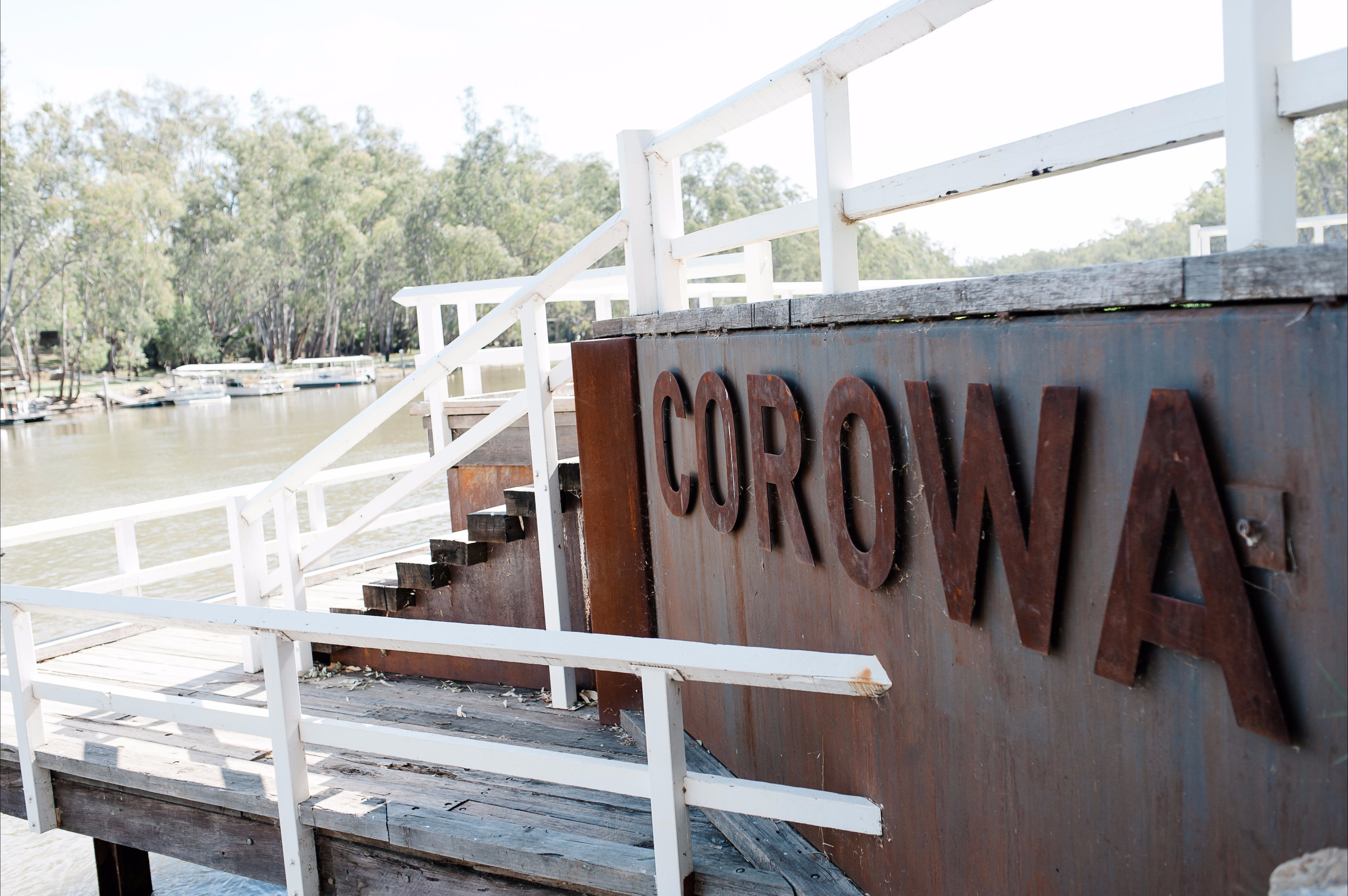 Corowa Foreshore - Accommodation Sydney