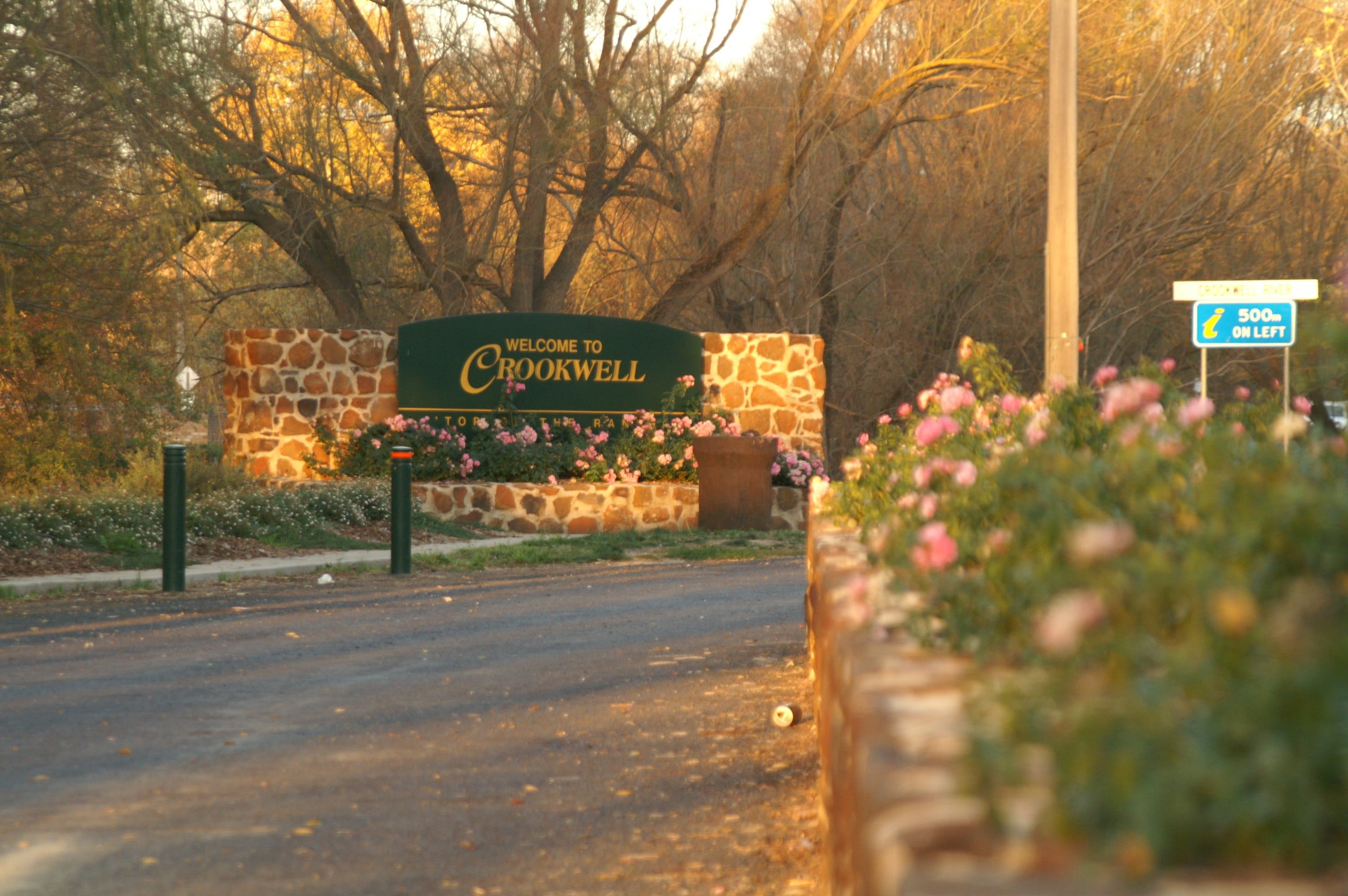 Crookwell - Accommodation Sydney
