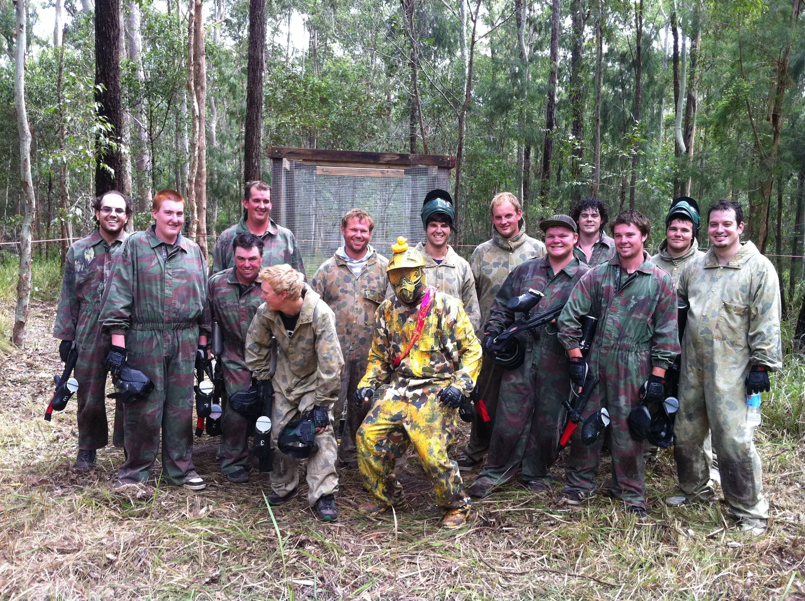 Mid North Coast Paintball - Accommodation Sydney