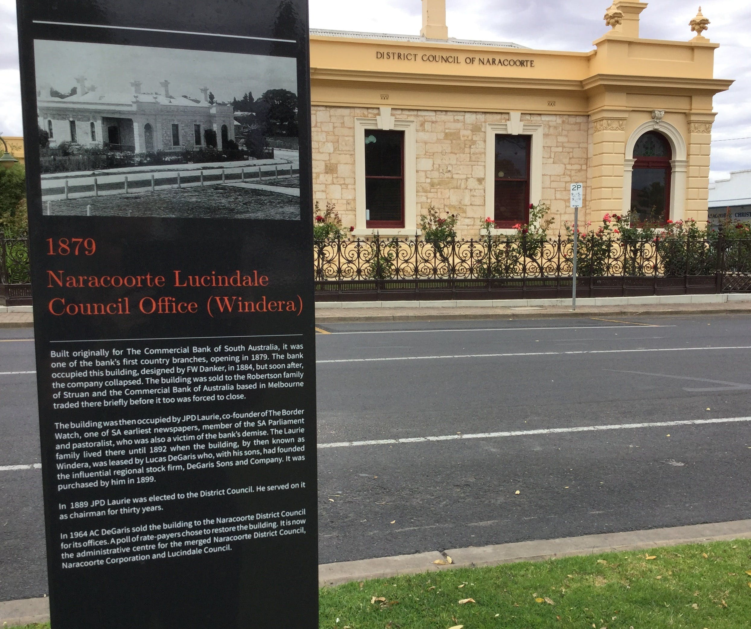 Naracoorte Heritage Trail - Accommodation Sydney