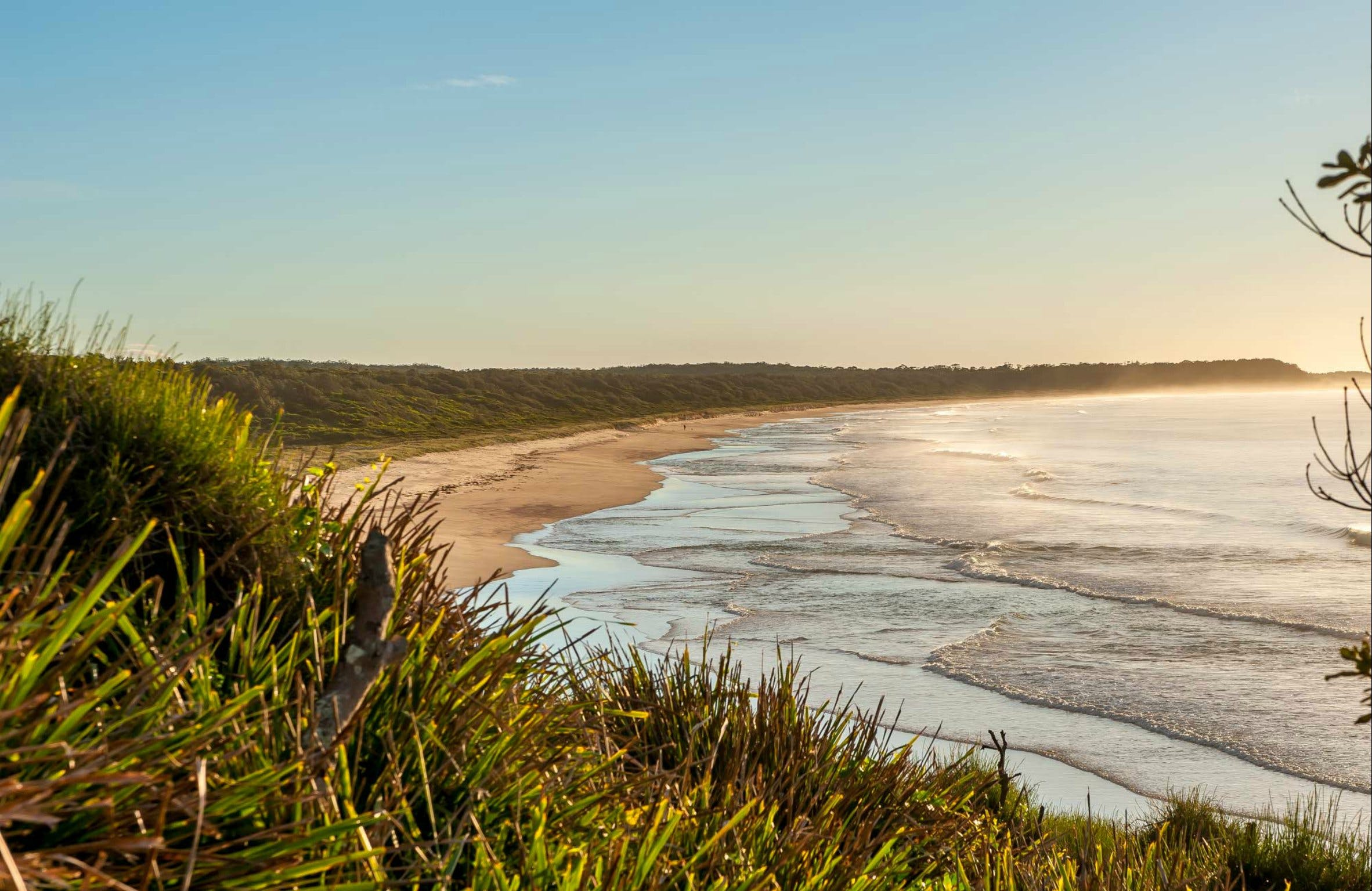 Narrawallee Creek Nature Reserve - Accommodation Sydney