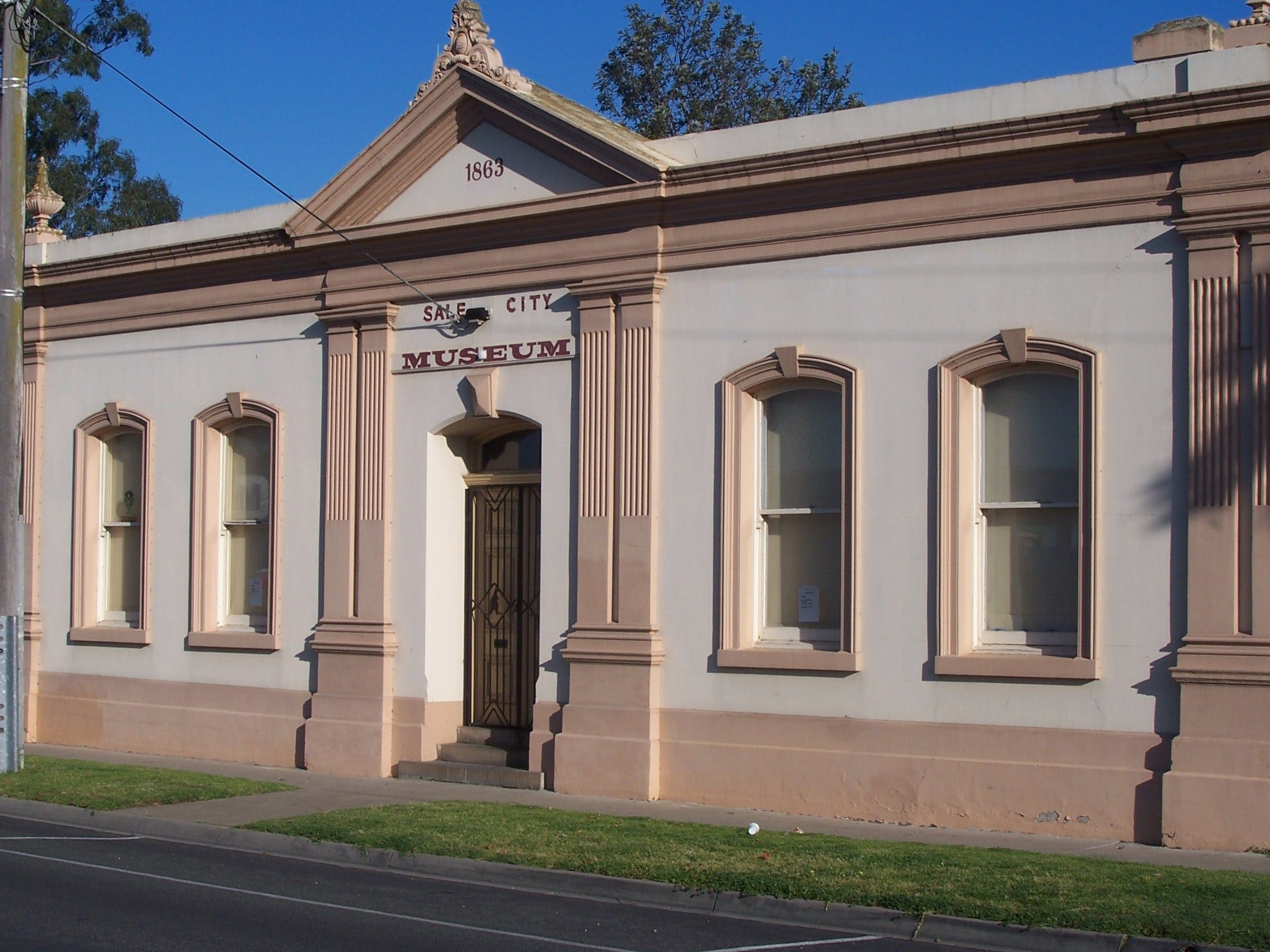Sale Historical Museum - Accommodation Sydney