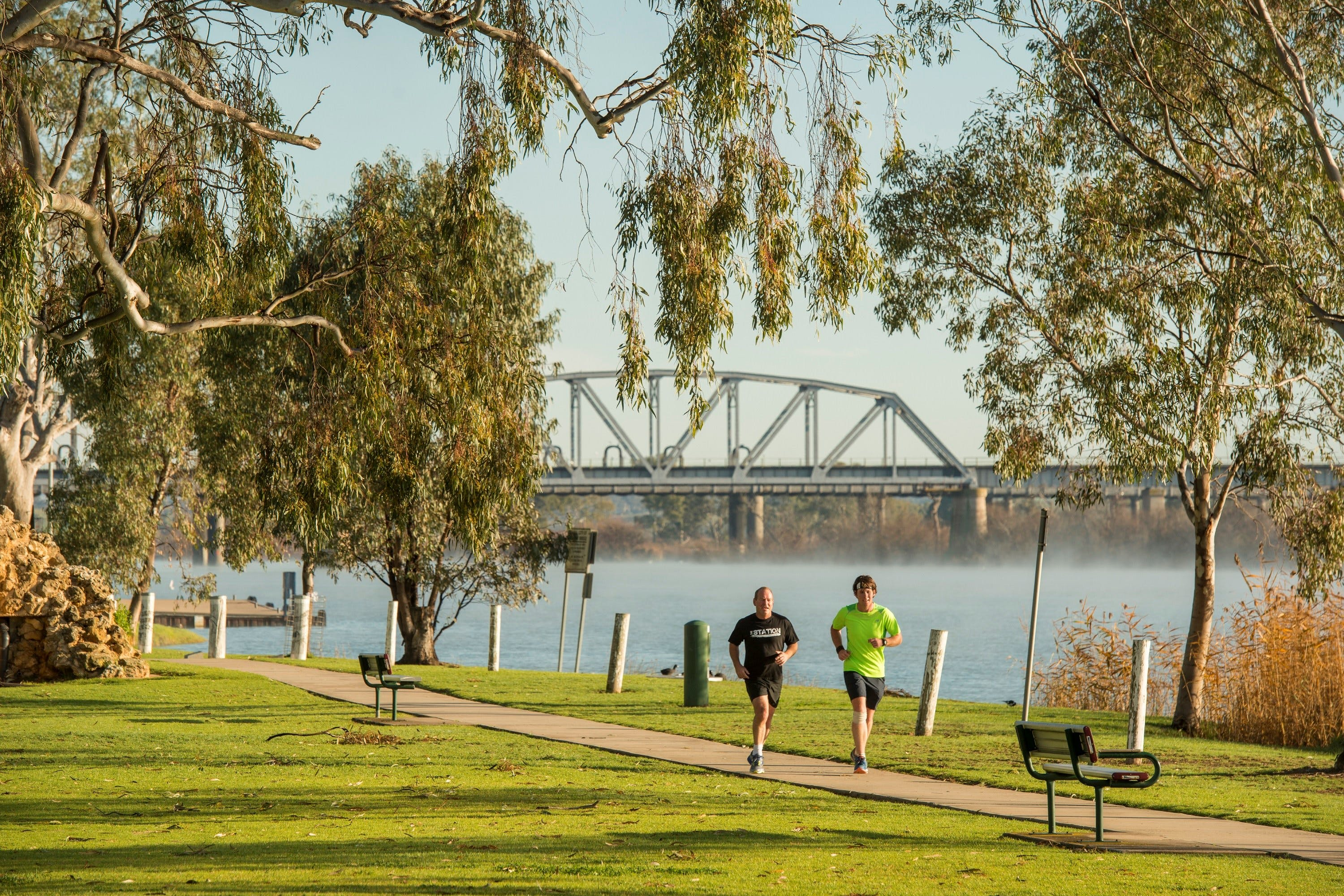 Sturt Reserve - Accommodation Sydney