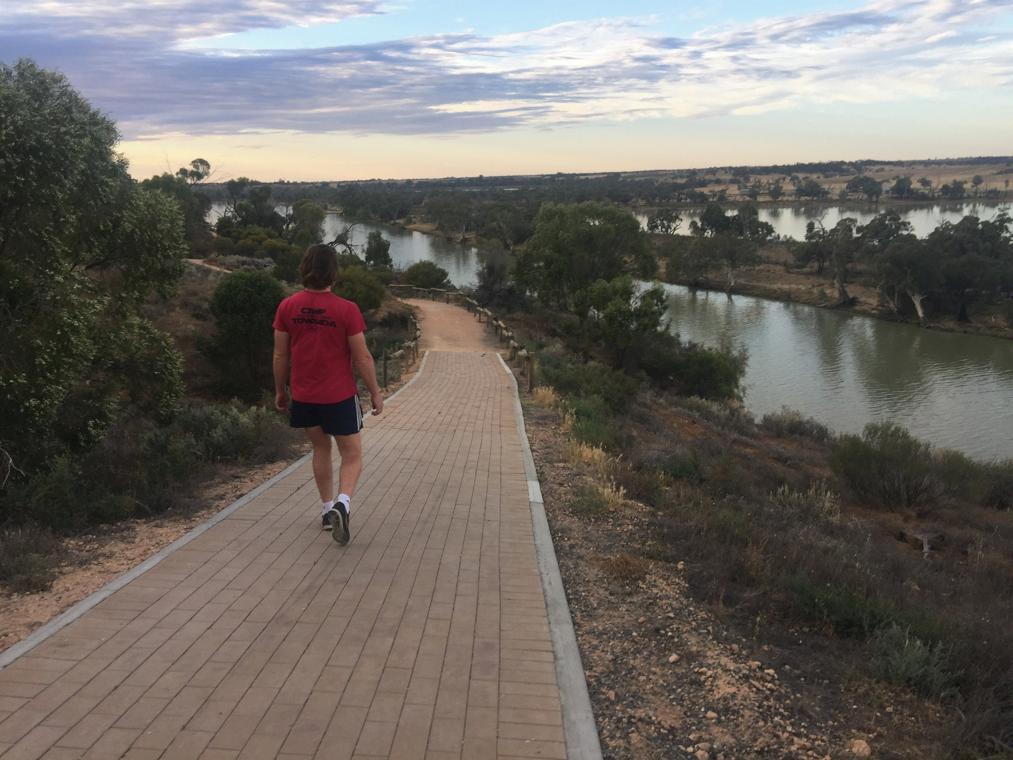 Waikerie Rotary Cliff Top Walk - Accommodation Sydney