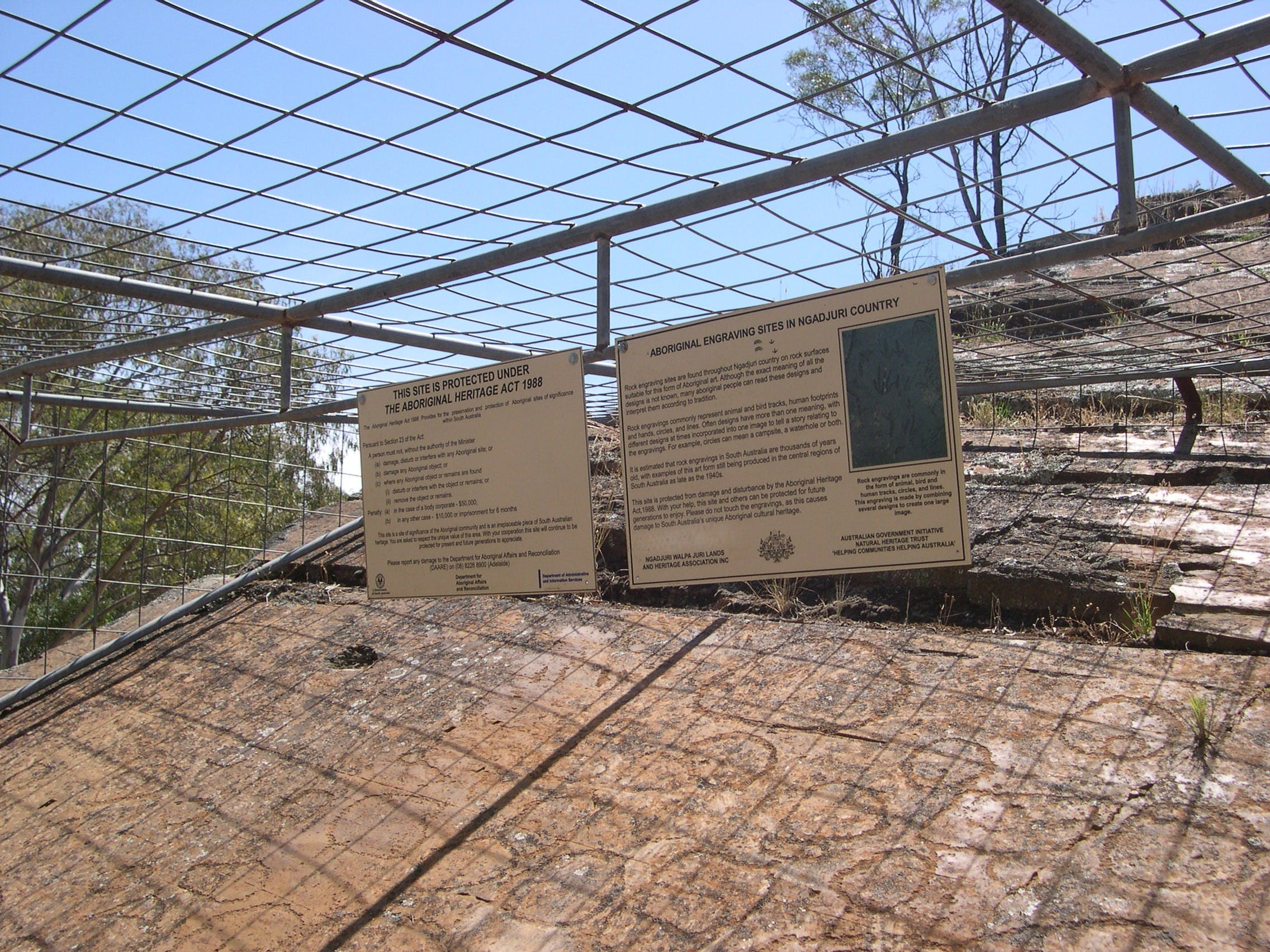 Aboriginal Carvings - Accommodation Sydney