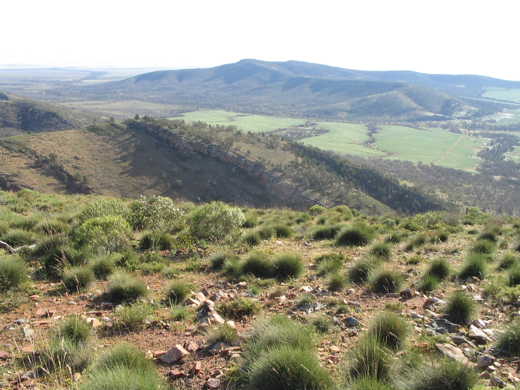 Horseshoe Rim 4WD Adventure Track - Accommodation Sydney