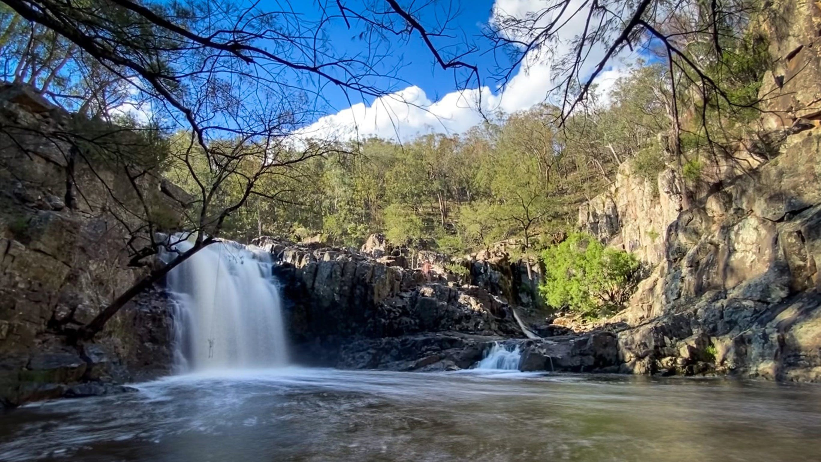 Horton Falls and Walks - Accommodation Sydney