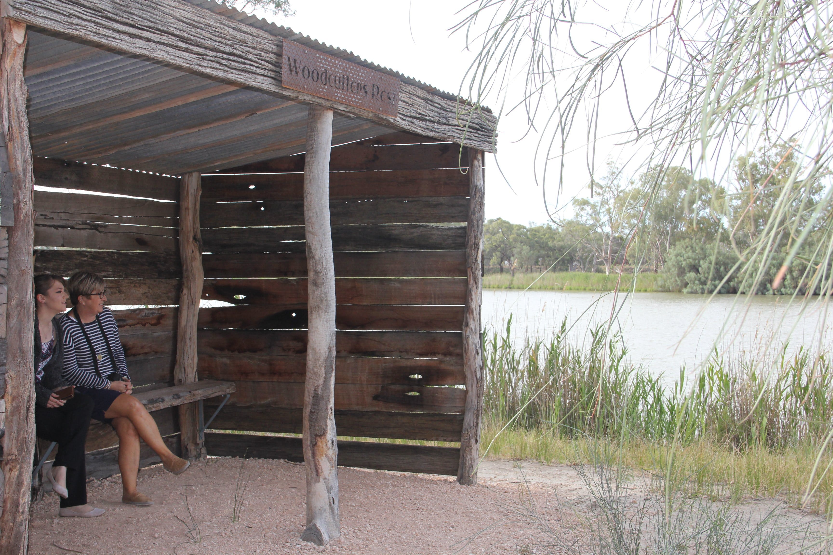 Martin Bend Wetland and Walking Trail - Accommodation Sydney