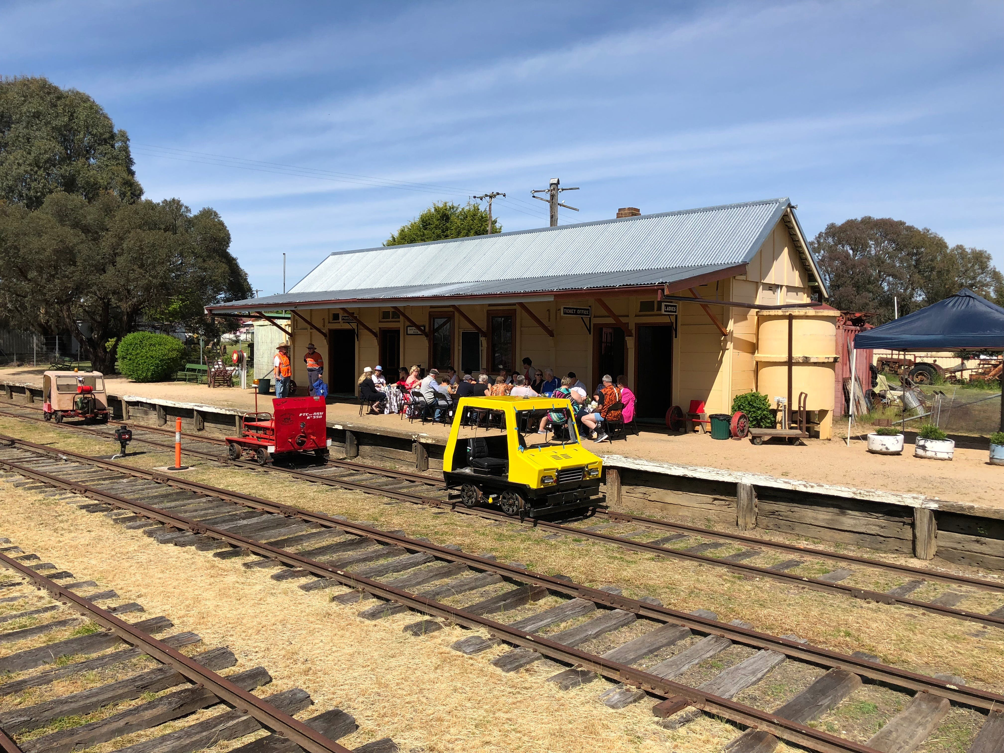 Oberon Tarana Heritage Railway - Accommodation Sydney