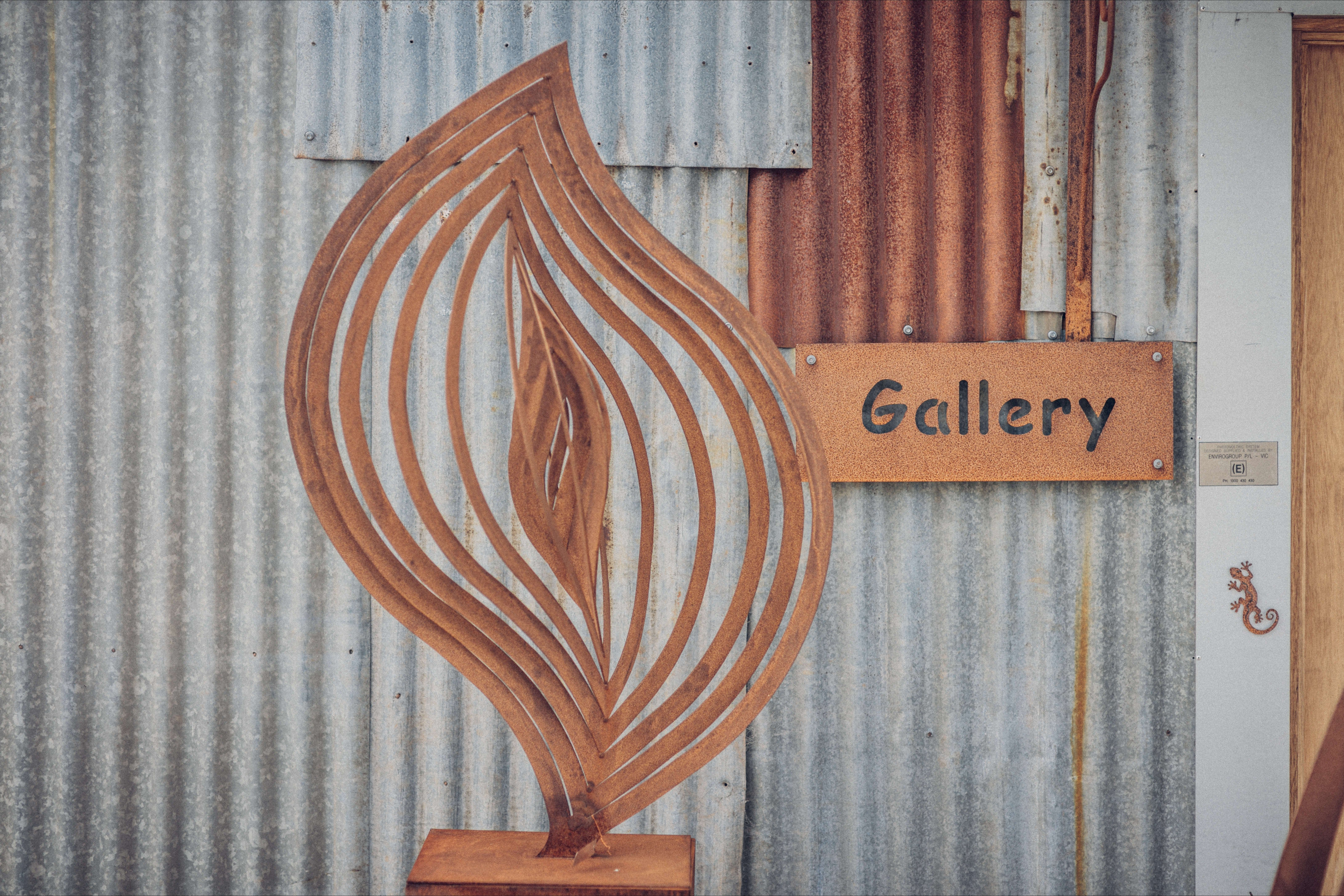 Overwrought Sculpture Garden and Gallery - Accommodation Sydney