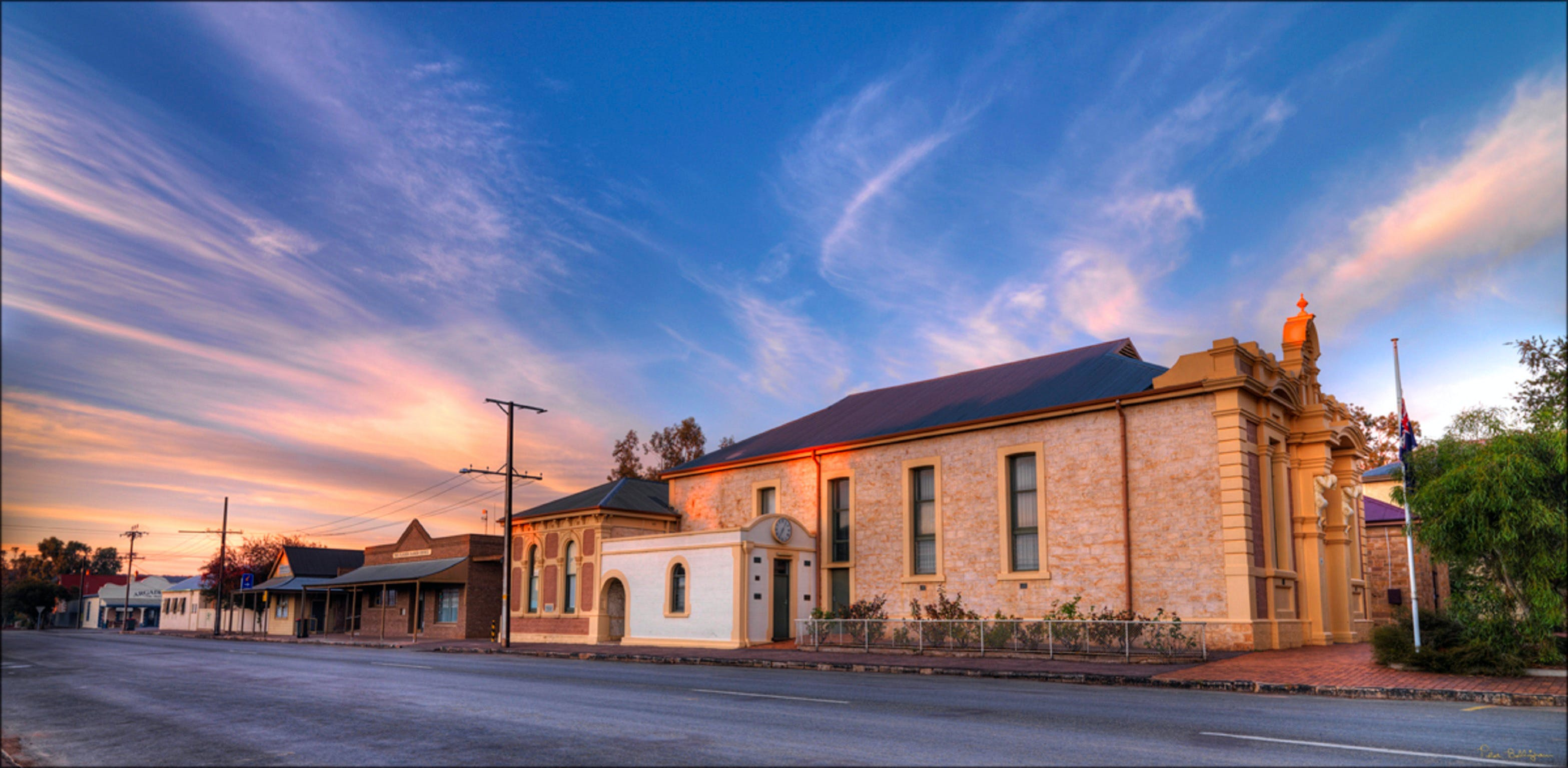 Quorn Historic Building Walk - Accommodation Sydney