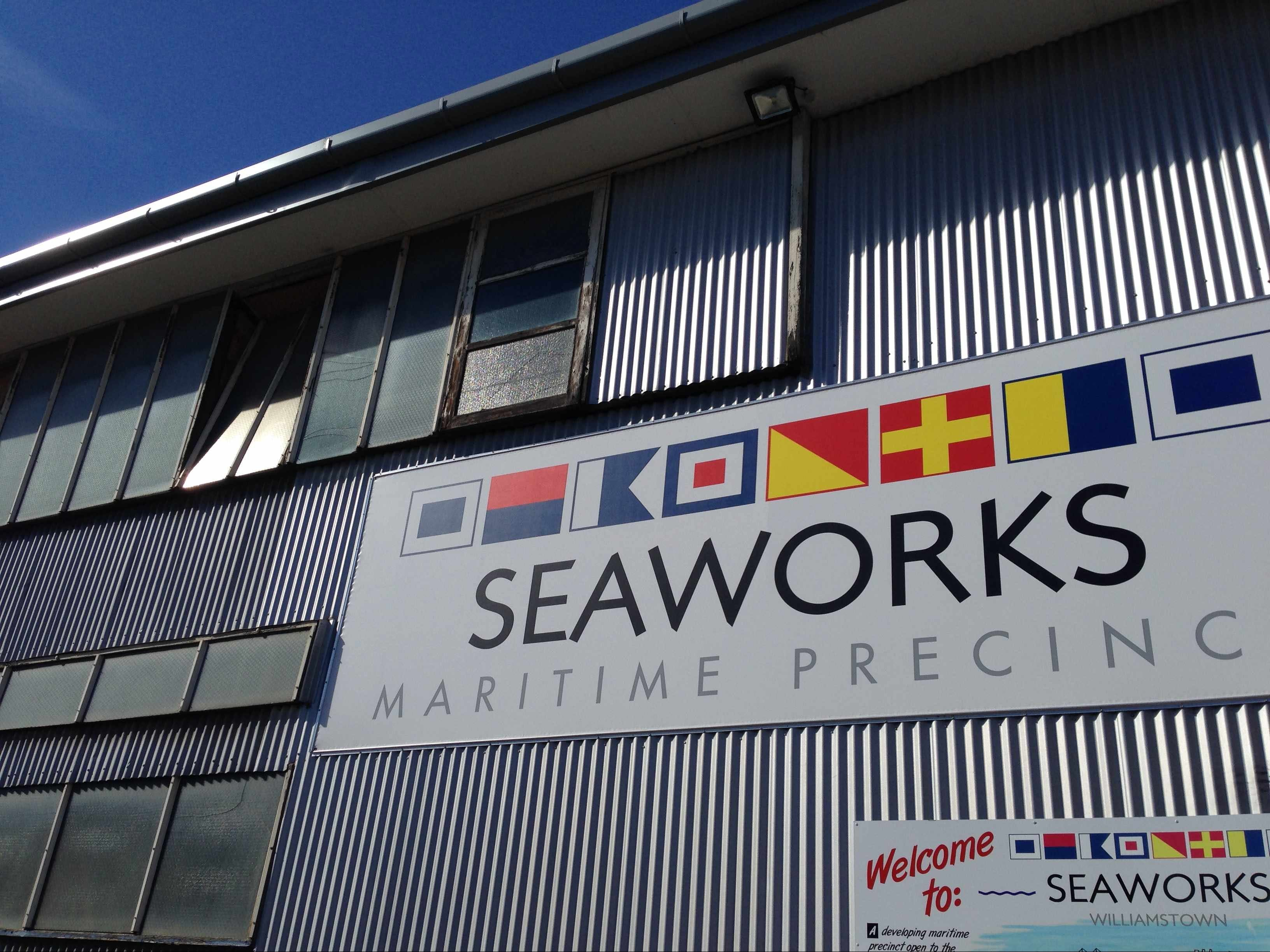 Seaworks and the Maritime Discovery Centre - Accommodation Sydney