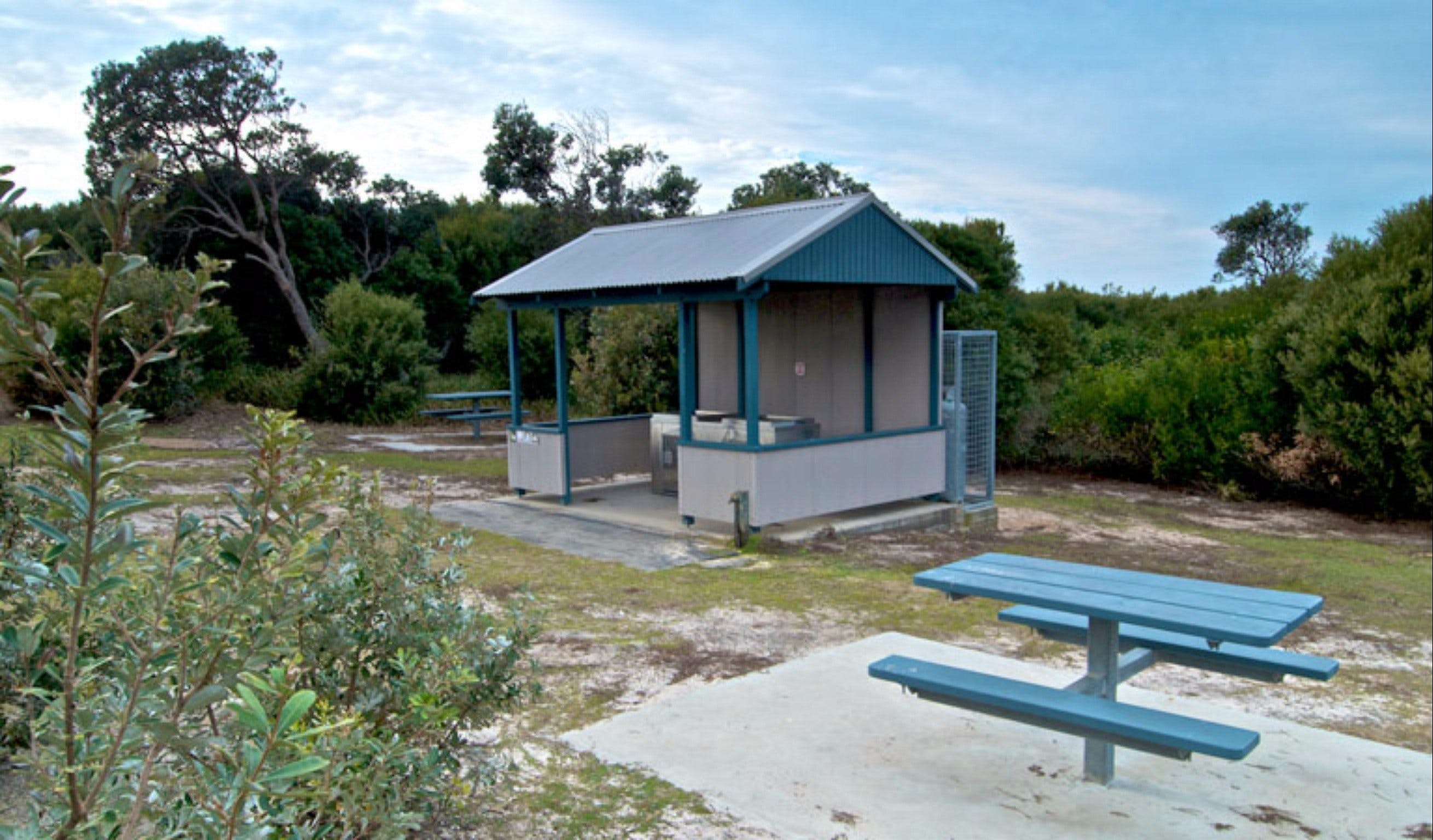 Tea Tree picnic area and lookout - Accommodation Sydney