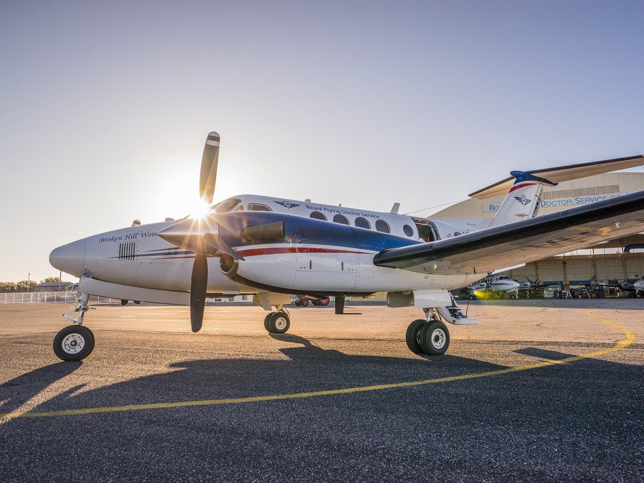 The Royal Flying Doctor Service Outback Experience in Broken Hill - Accommodation Sydney