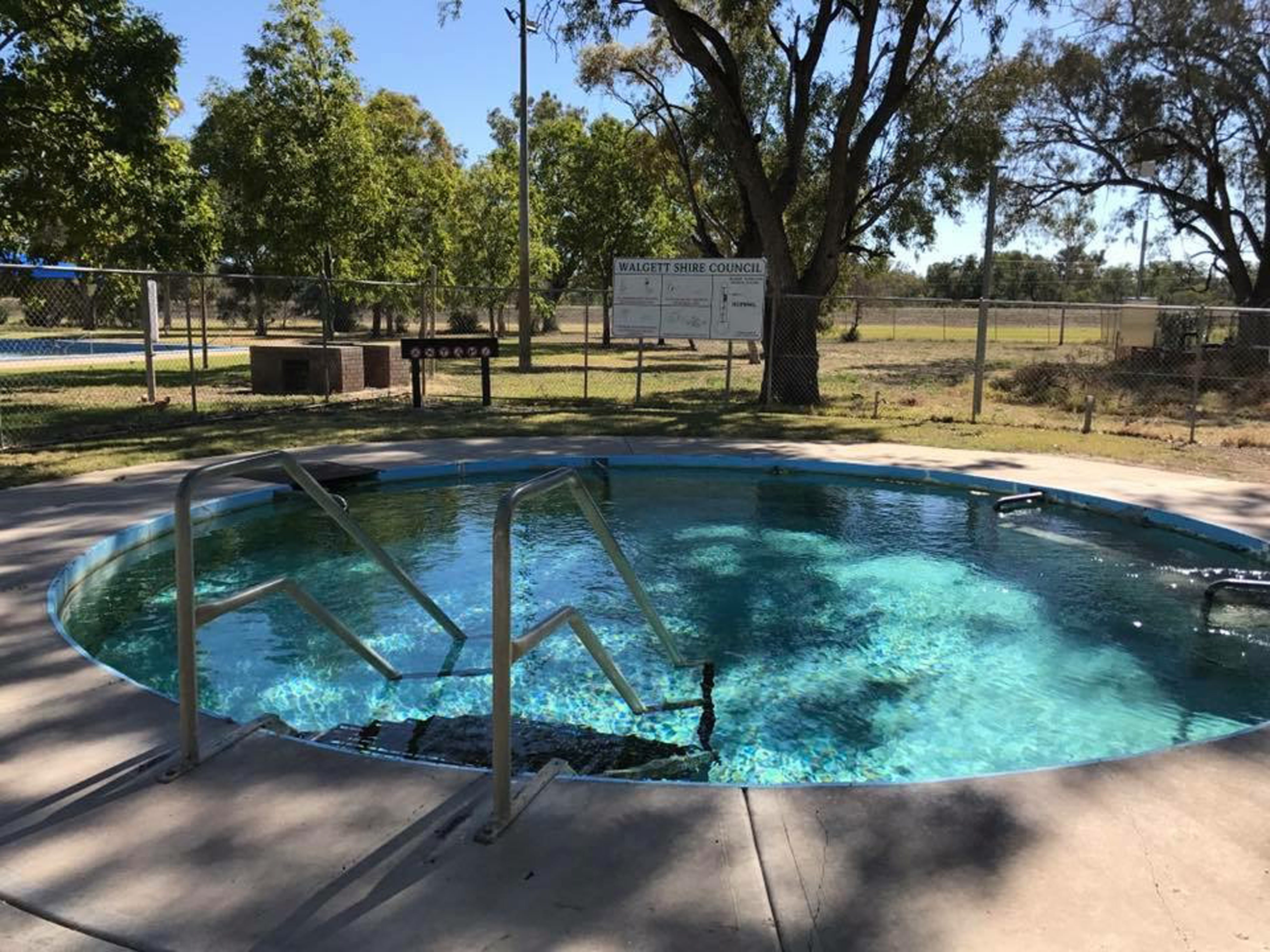 Walgett Artesian Bore Baths - Accommodation Sydney