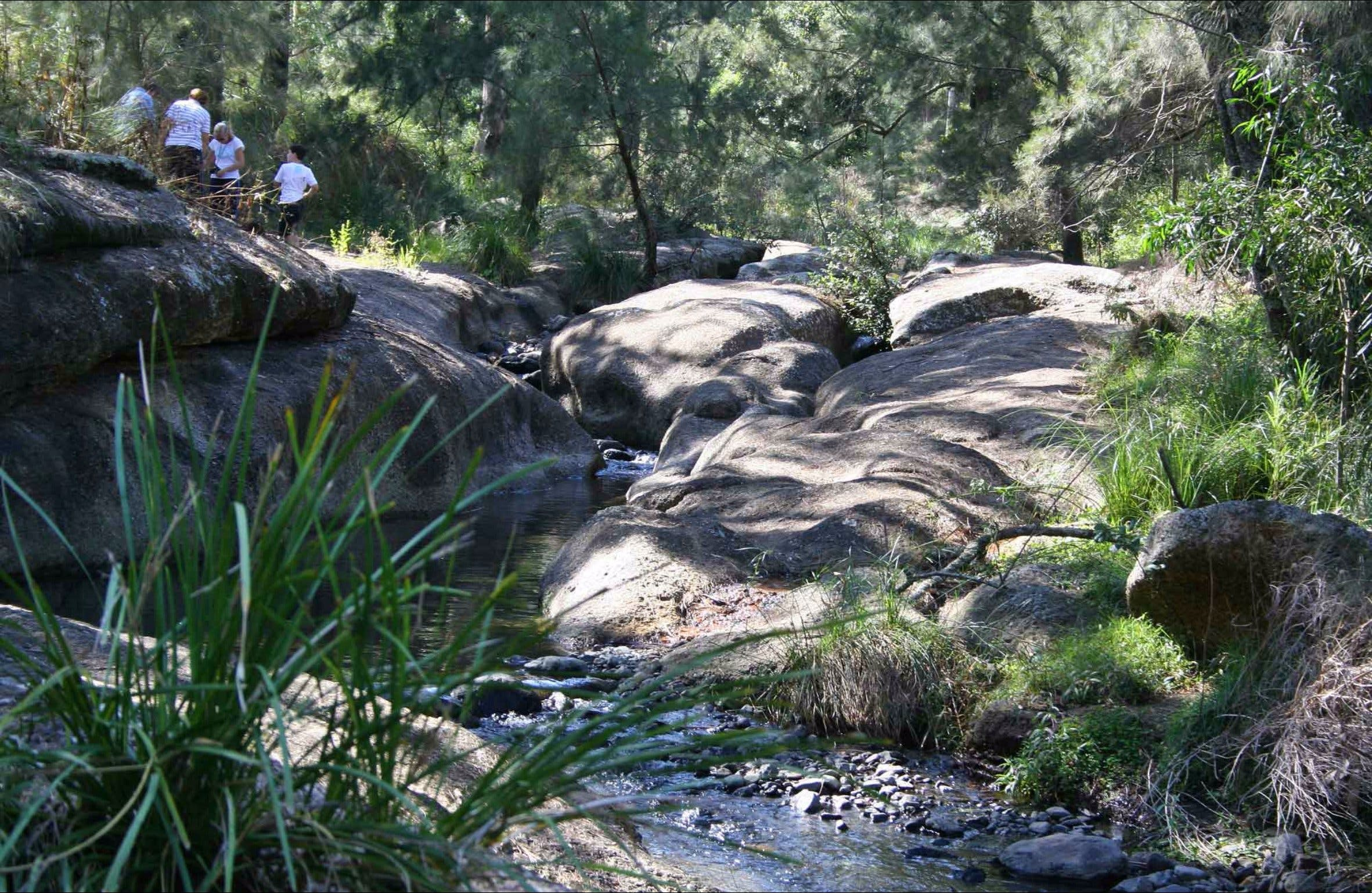 Washpools waterhole - Accommodation Sydney