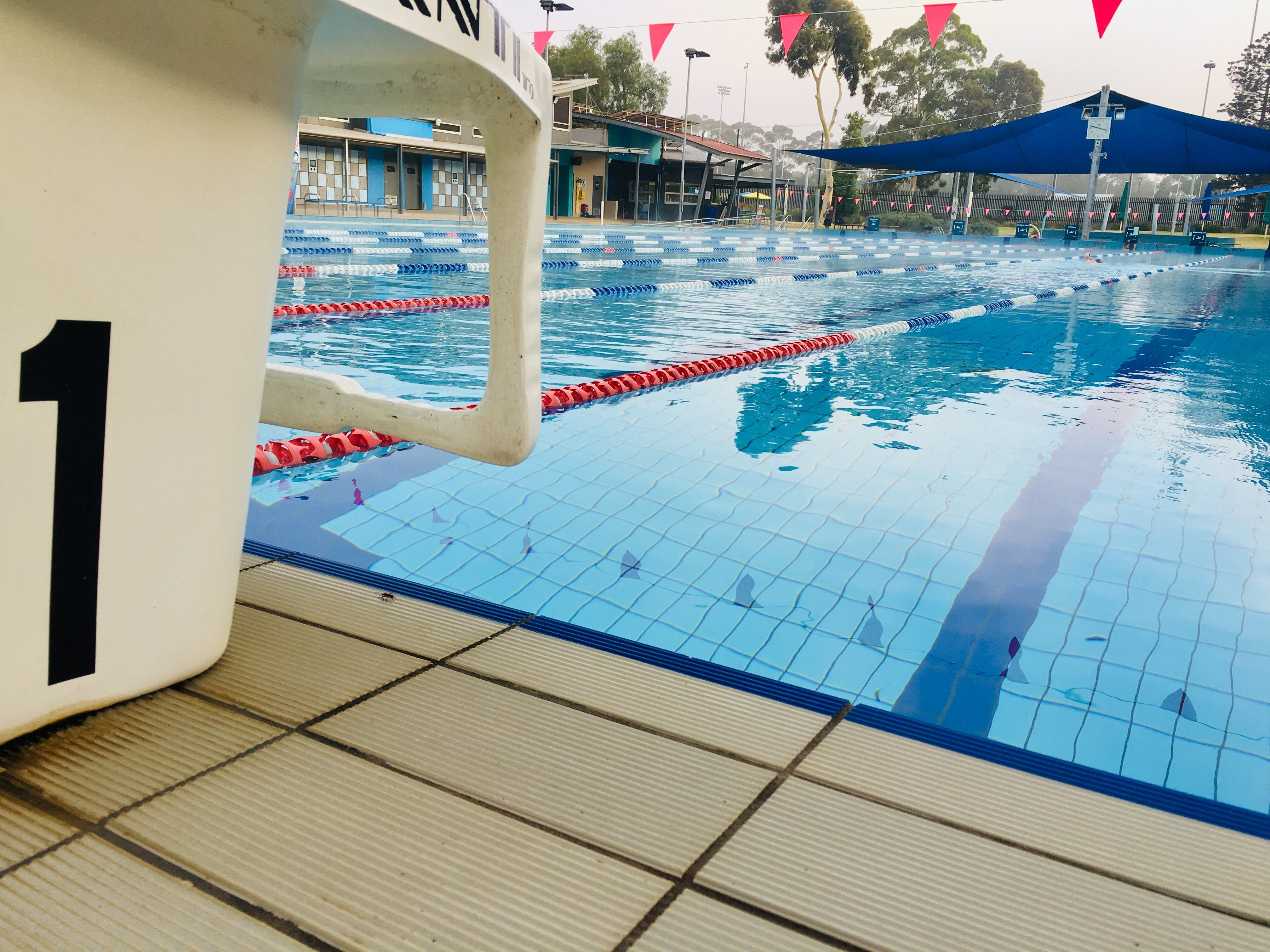 Werribee Outdoor Pool - Accommodation Sydney