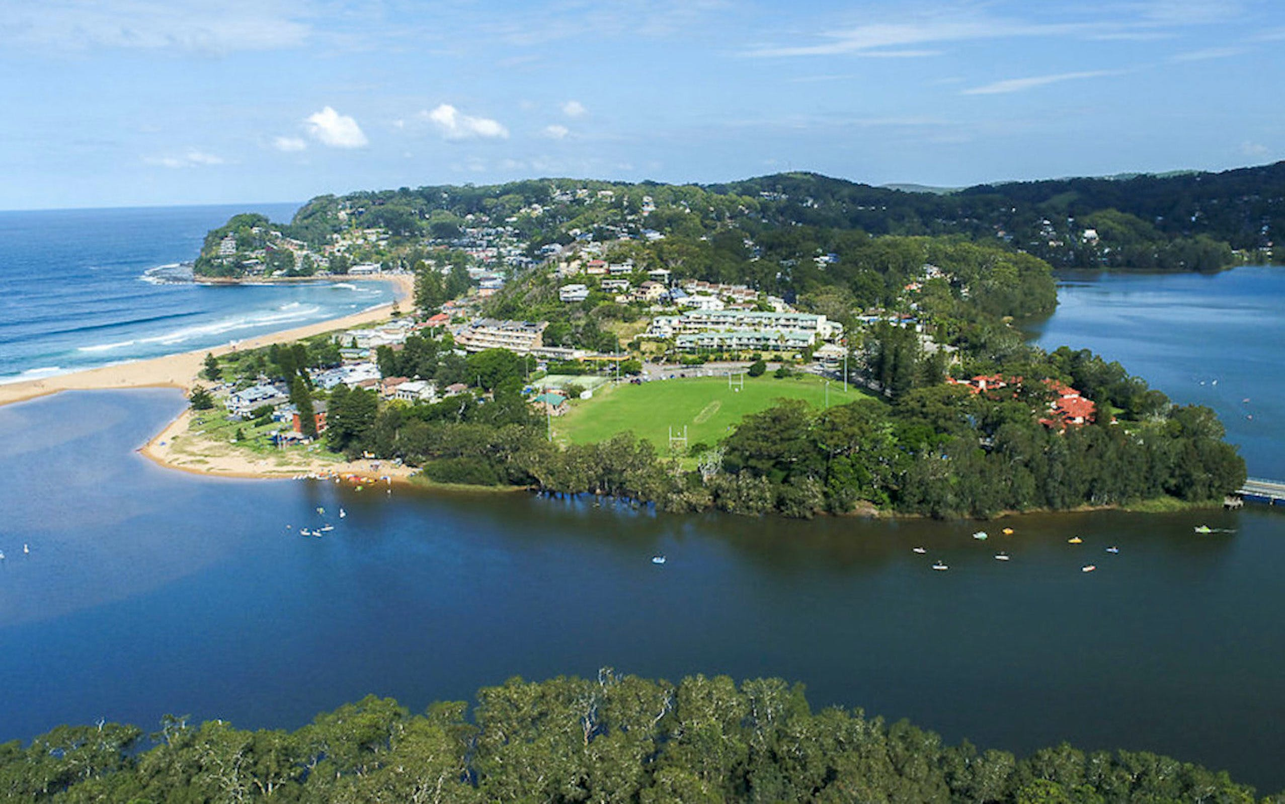Aquafun Avoca Lake - Accommodation Sydney