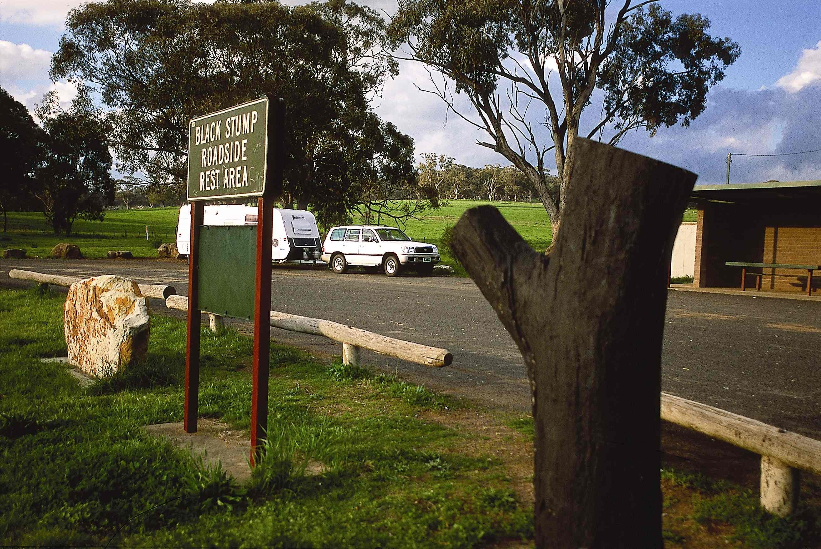 Black Stump Rest Area - Accommodation Sydney