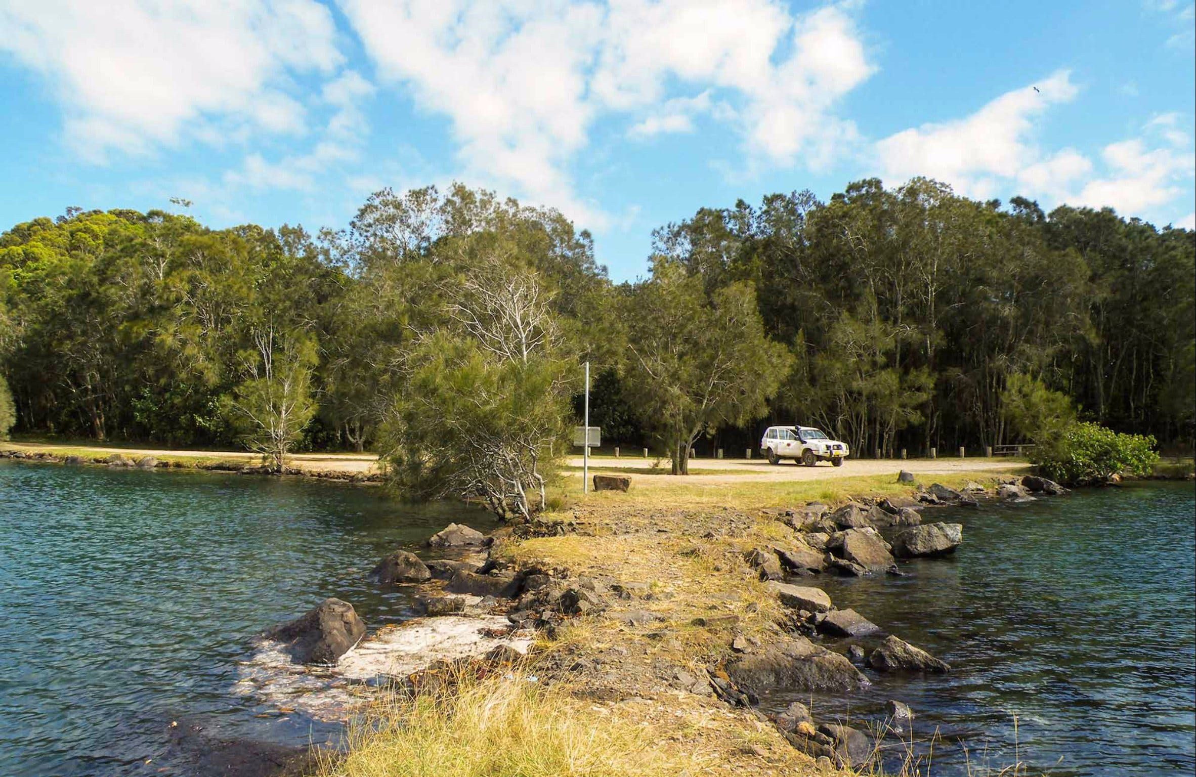 Brunswick River Picnic Area - Accommodation Sydney