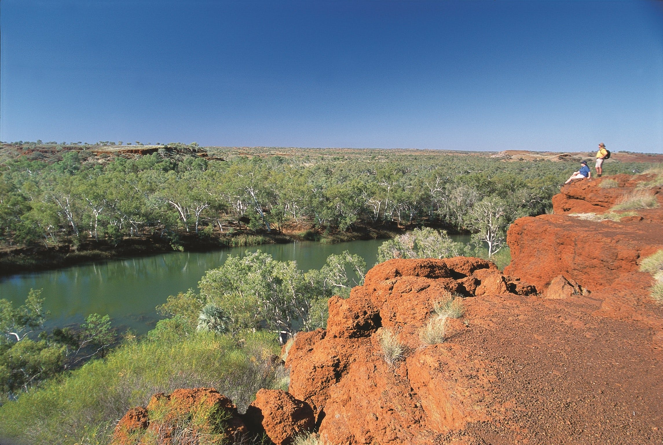 Fortescue River - Accommodation Sydney