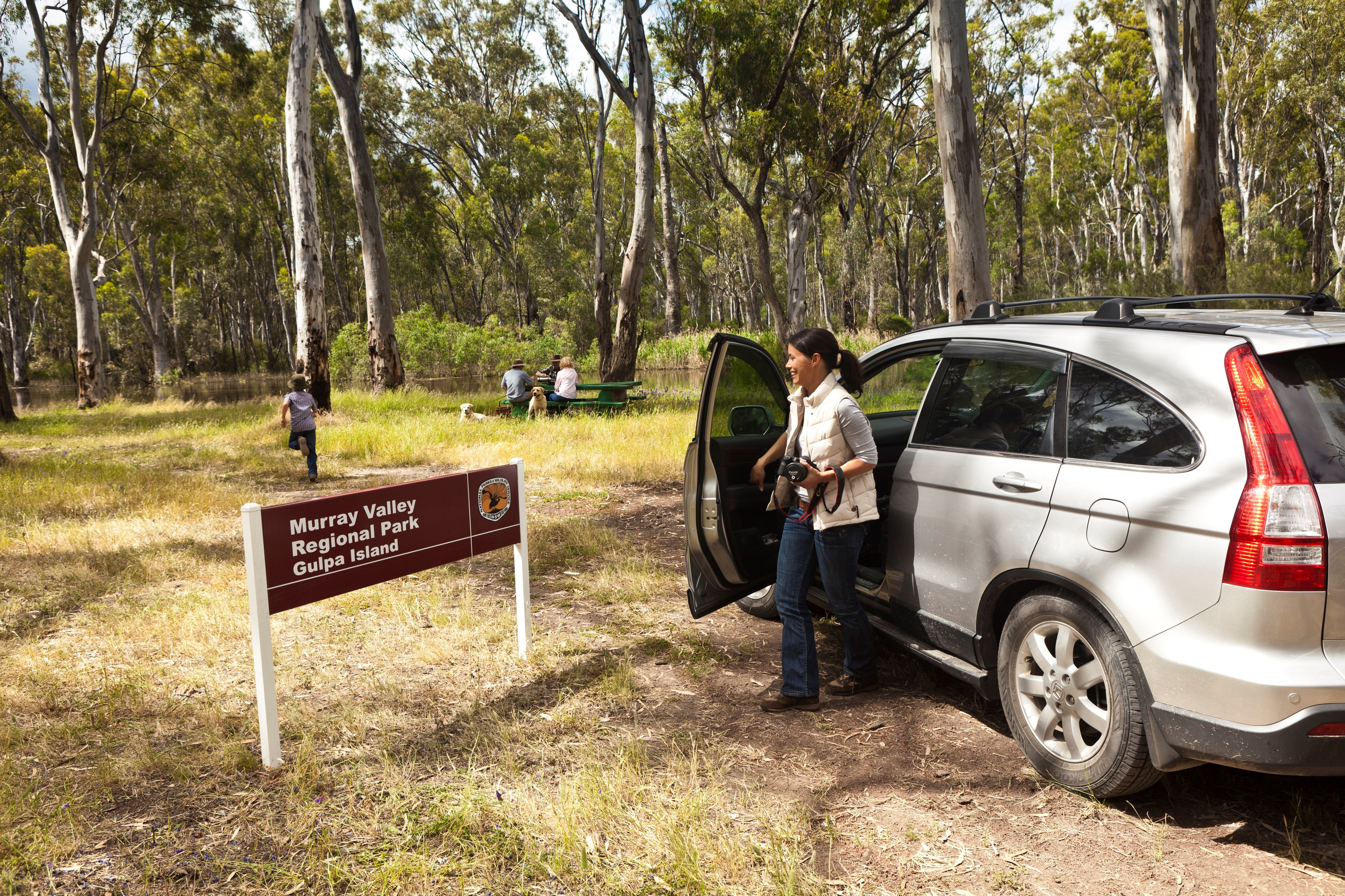 Murray Valley Regional Park - Accommodation Sydney