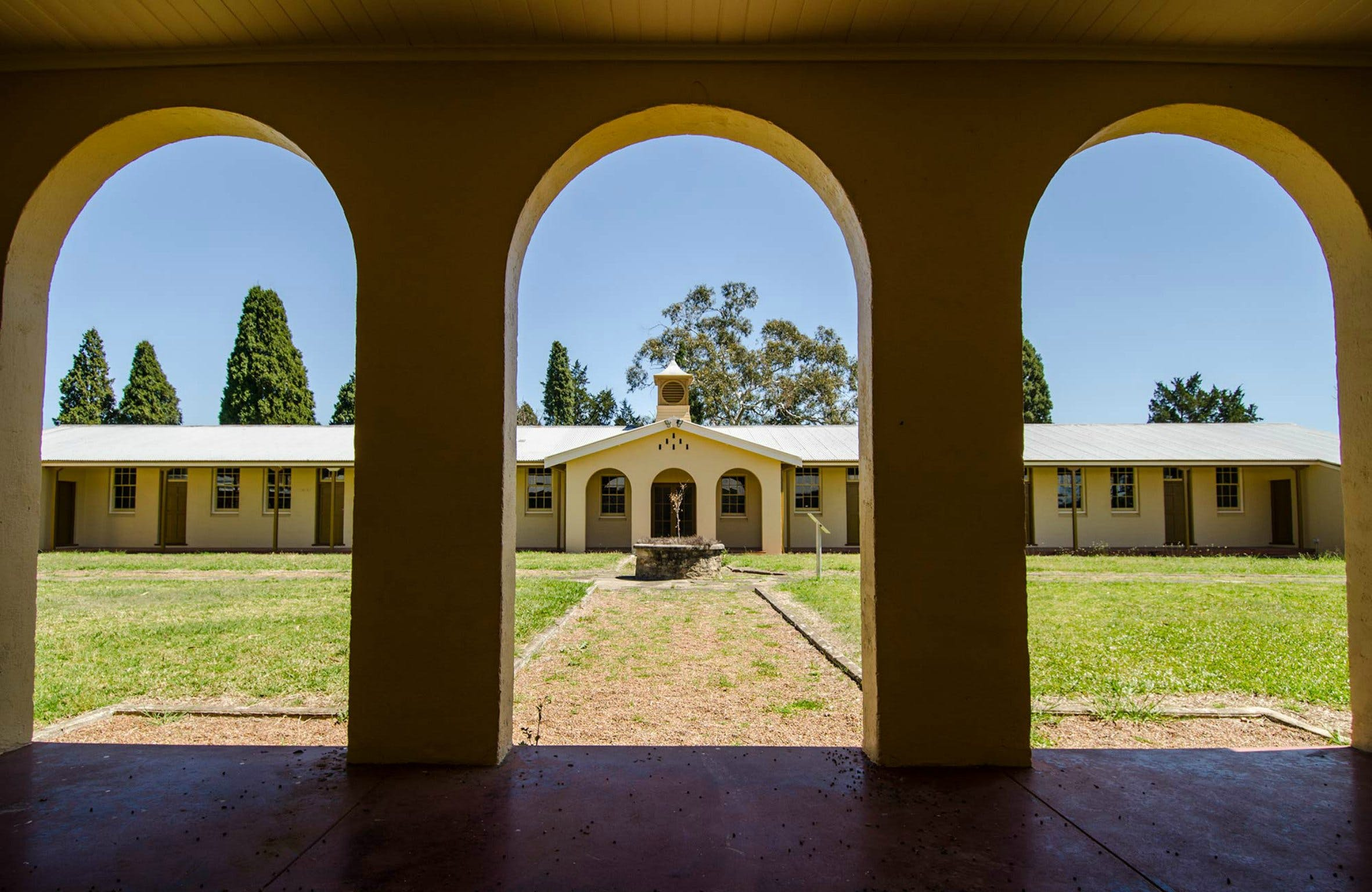 Scheyville Camp Precinct - Accommodation Sydney
