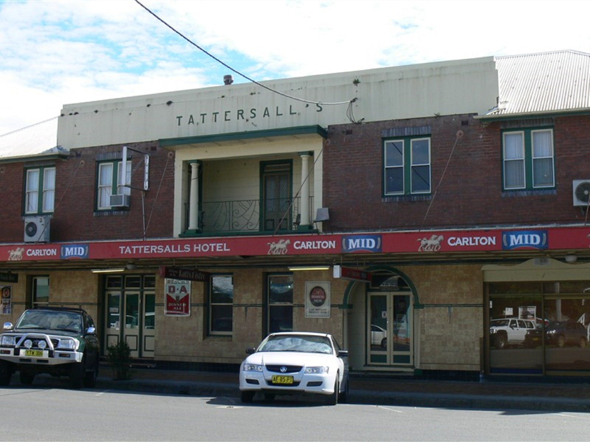 Tattersalls Hotel - Casino - Accommodation Sydney