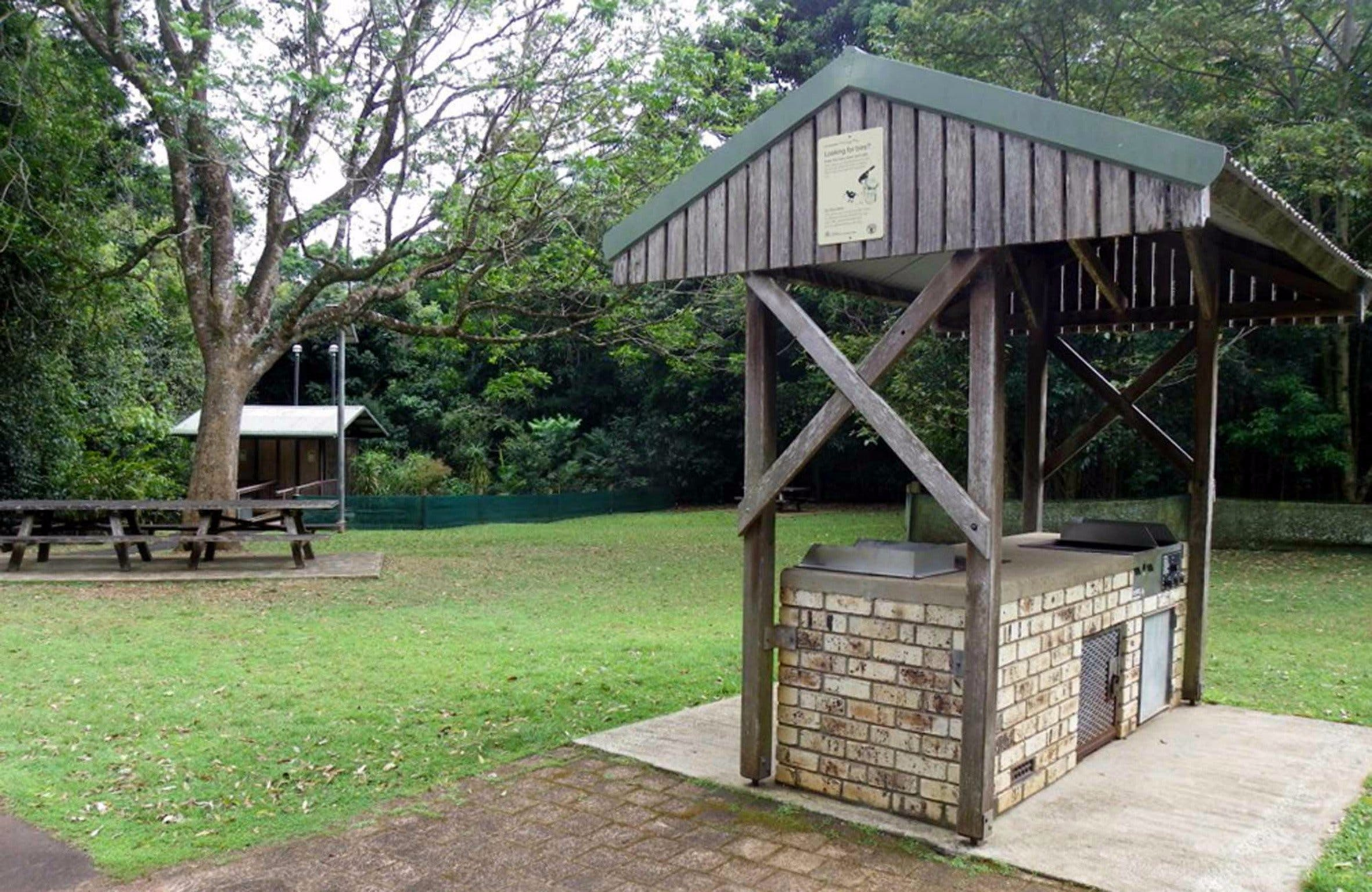 Victoria Park picnic area - Accommodation Sydney