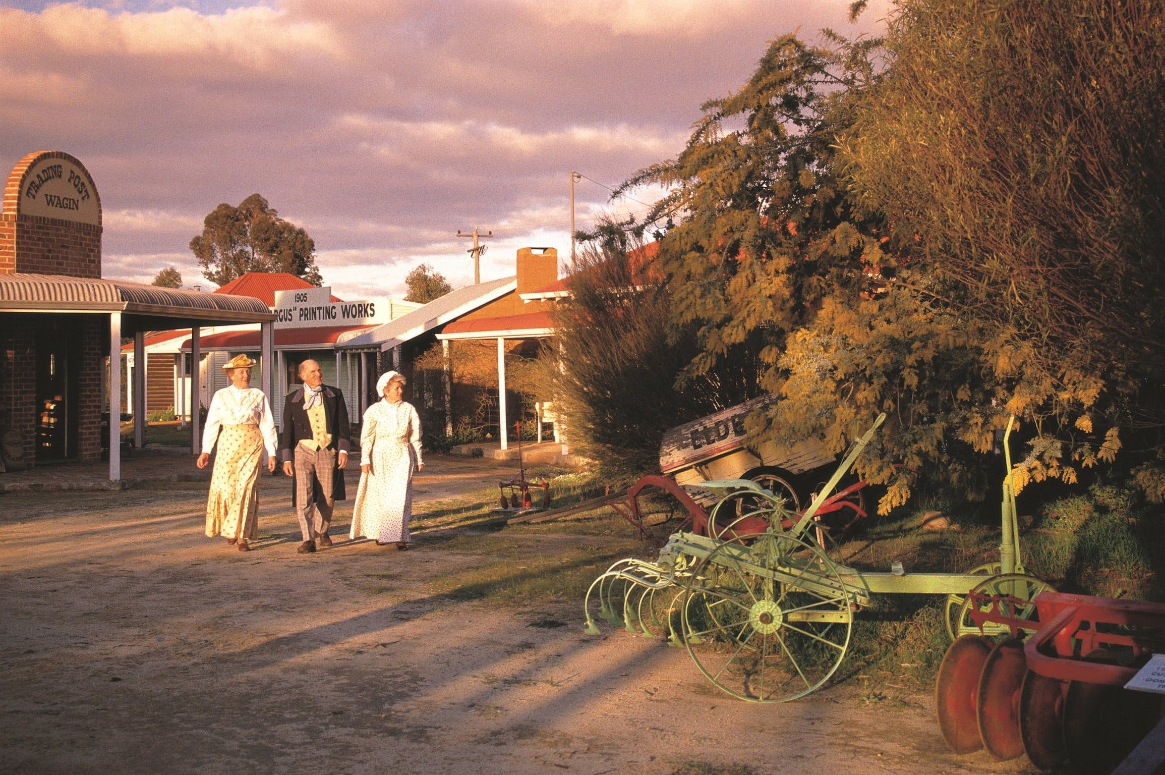 Wagin Historical Village - Accommodation Sydney