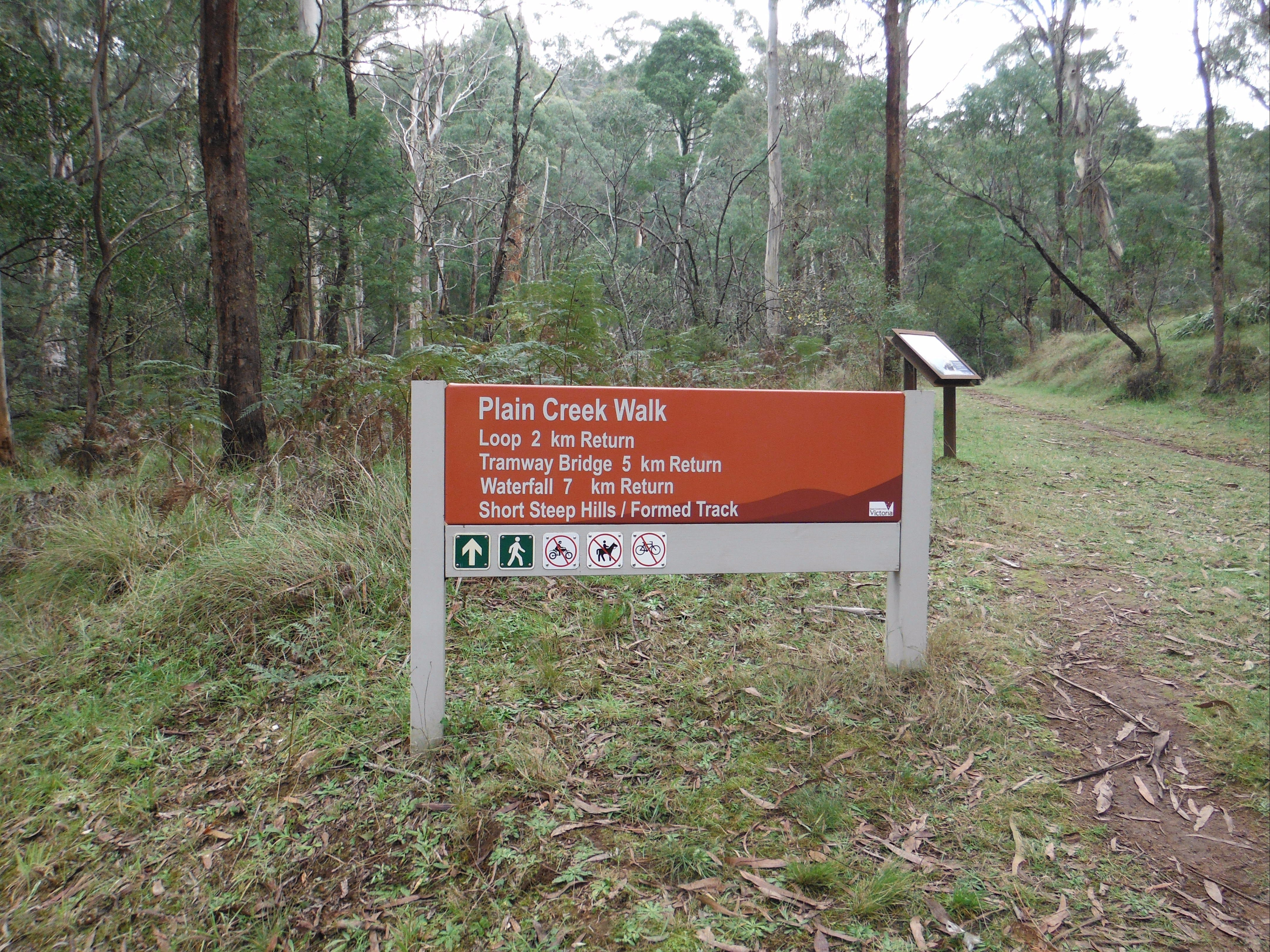 Carter's Mill Picnic and Camping Area - Accommodation Sydney