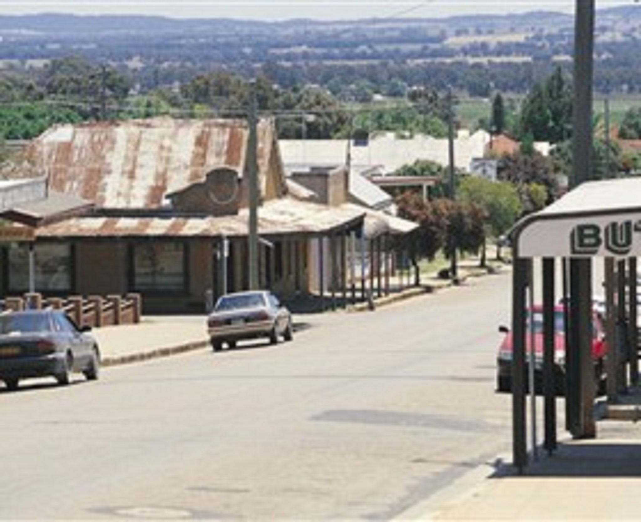 Gulgong Symbol Trail - Accommodation Sydney