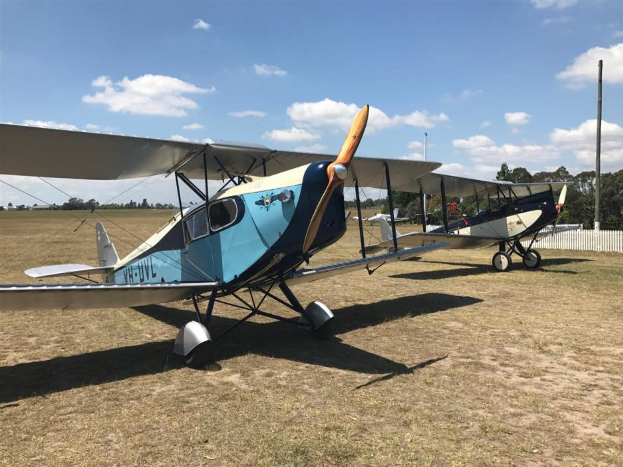 Luskintyre Airfield and Aviation Museum - Accommodation Sydney