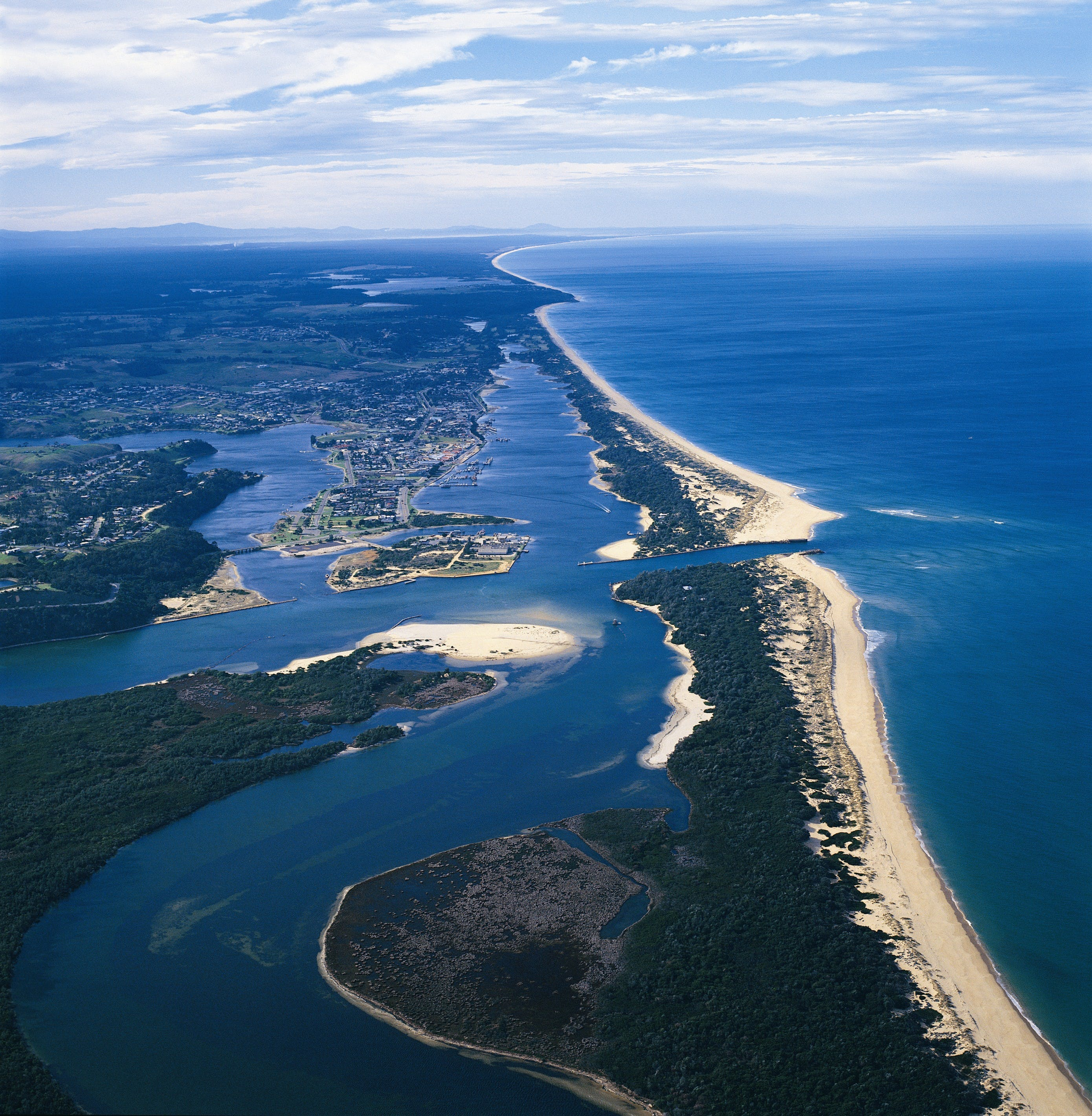 Ninety Mile Beach Marine National Park - Accommodation Sydney