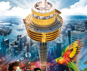Sydney Tower Eye - Accommodation Sydney