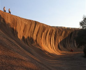 Wave Rock - Accommodation Sydney