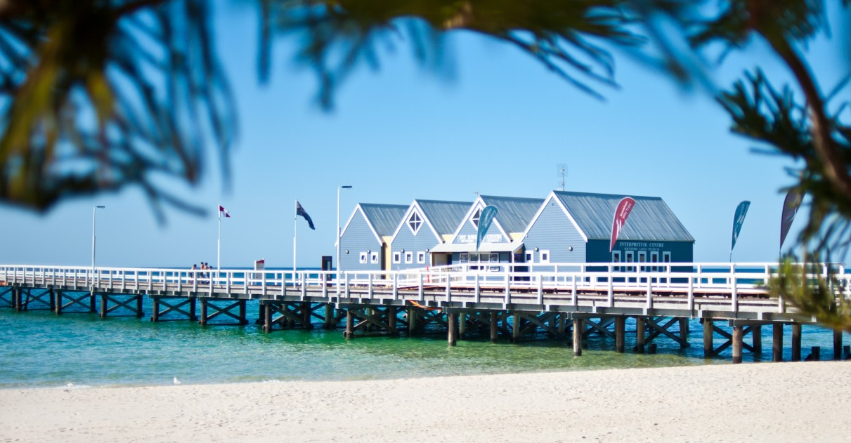 Busselton Jetty  Underwater Observatory Tour - Accommodation Sydney