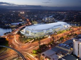 Gold Coast Convention and Exhibition Centre - Accommodation Sydney