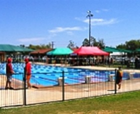 Charleville Swimming Pool - Accommodation Sydney