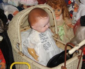 Little Darlings Doll Museum and Coffee Shop - Accommodation Sydney